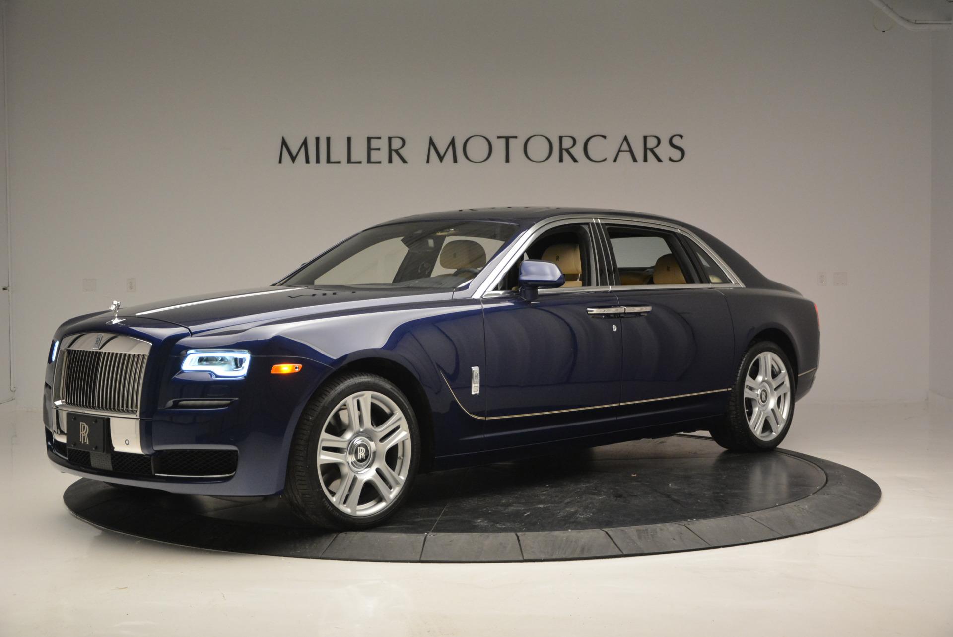 Used 2016 Rolls-Royce Ghost EWB For Sale In Greenwich, CT. Alfa Romeo of Greenwich, R396 746_p2