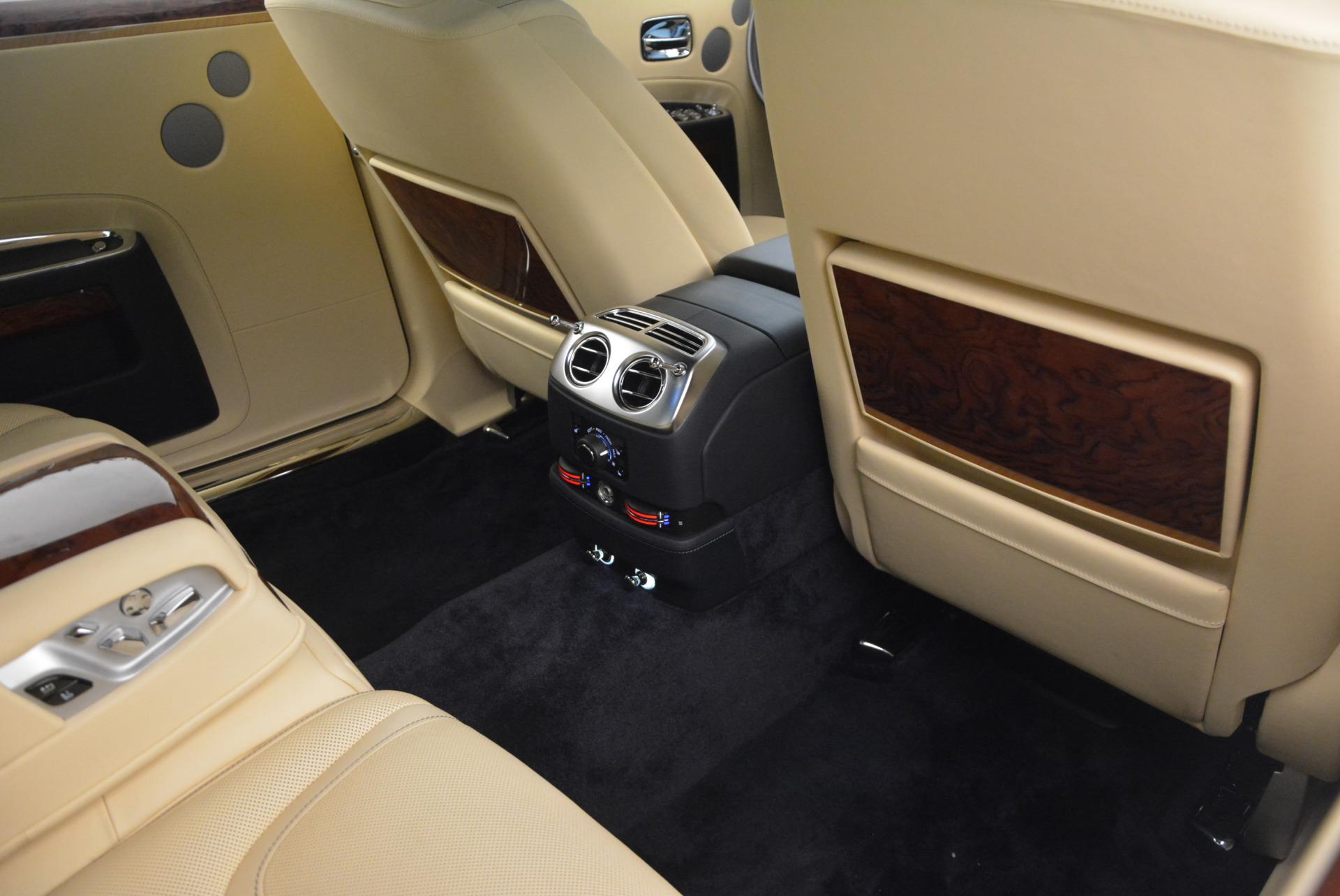 Used 2016 Rolls-Royce Ghost EWB For Sale In Greenwich, CT. Alfa Romeo of Greenwich, R396 746_p39
