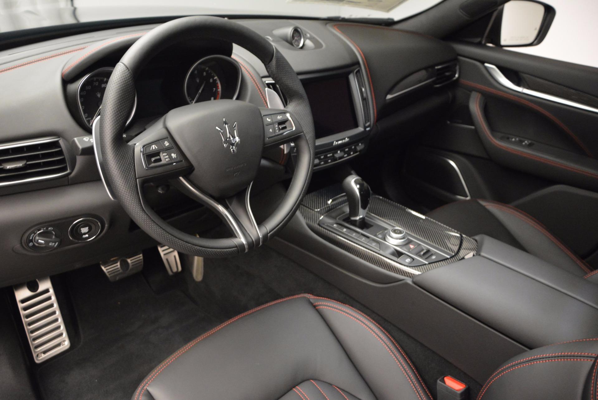 New 2017 Maserati Levante S For Sale In Greenwich, CT. Alfa Romeo of Greenwich, W356 747_p14