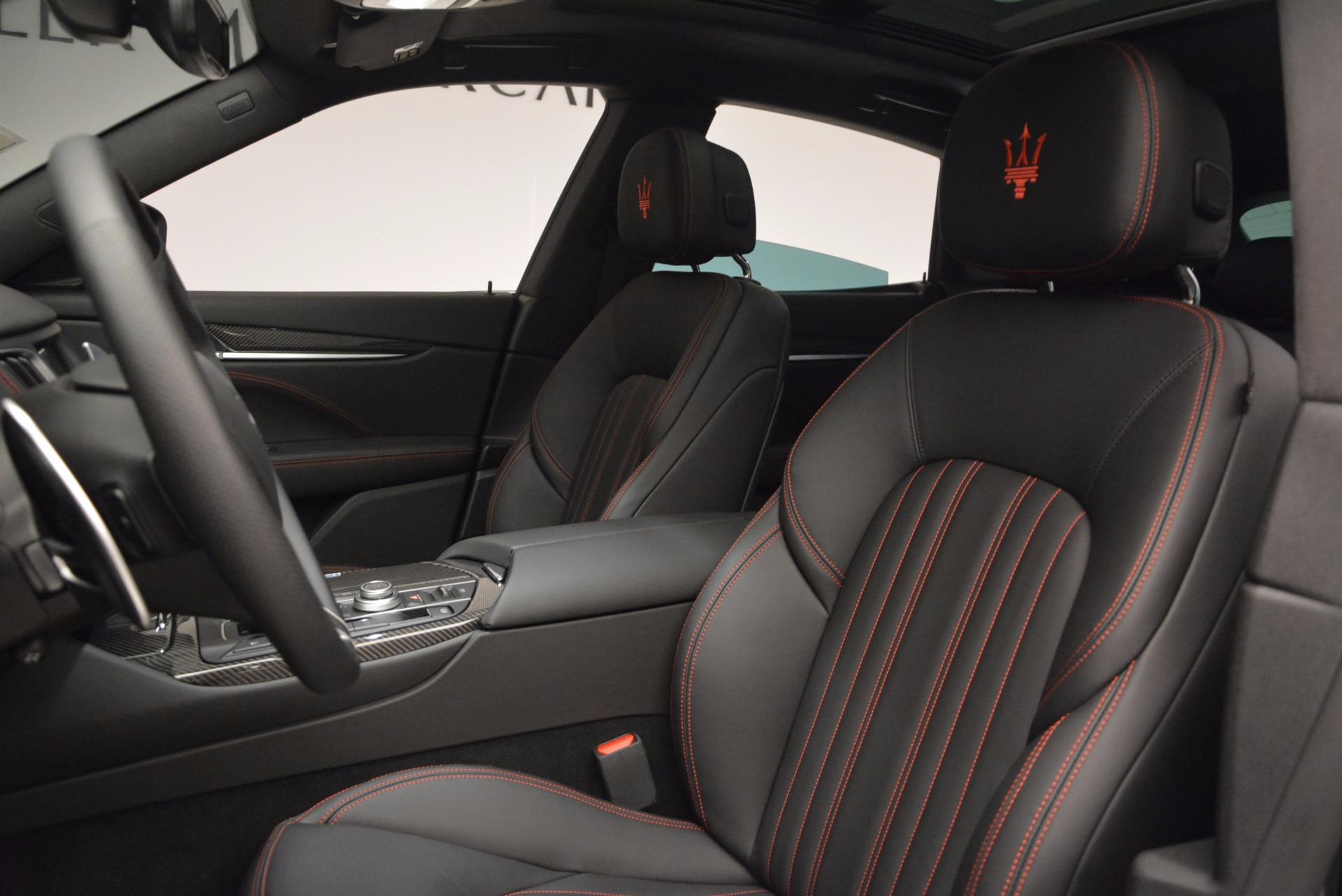 New 2017 Maserati Levante S For Sale In Greenwich, CT. Alfa Romeo of Greenwich, W356 747_p16