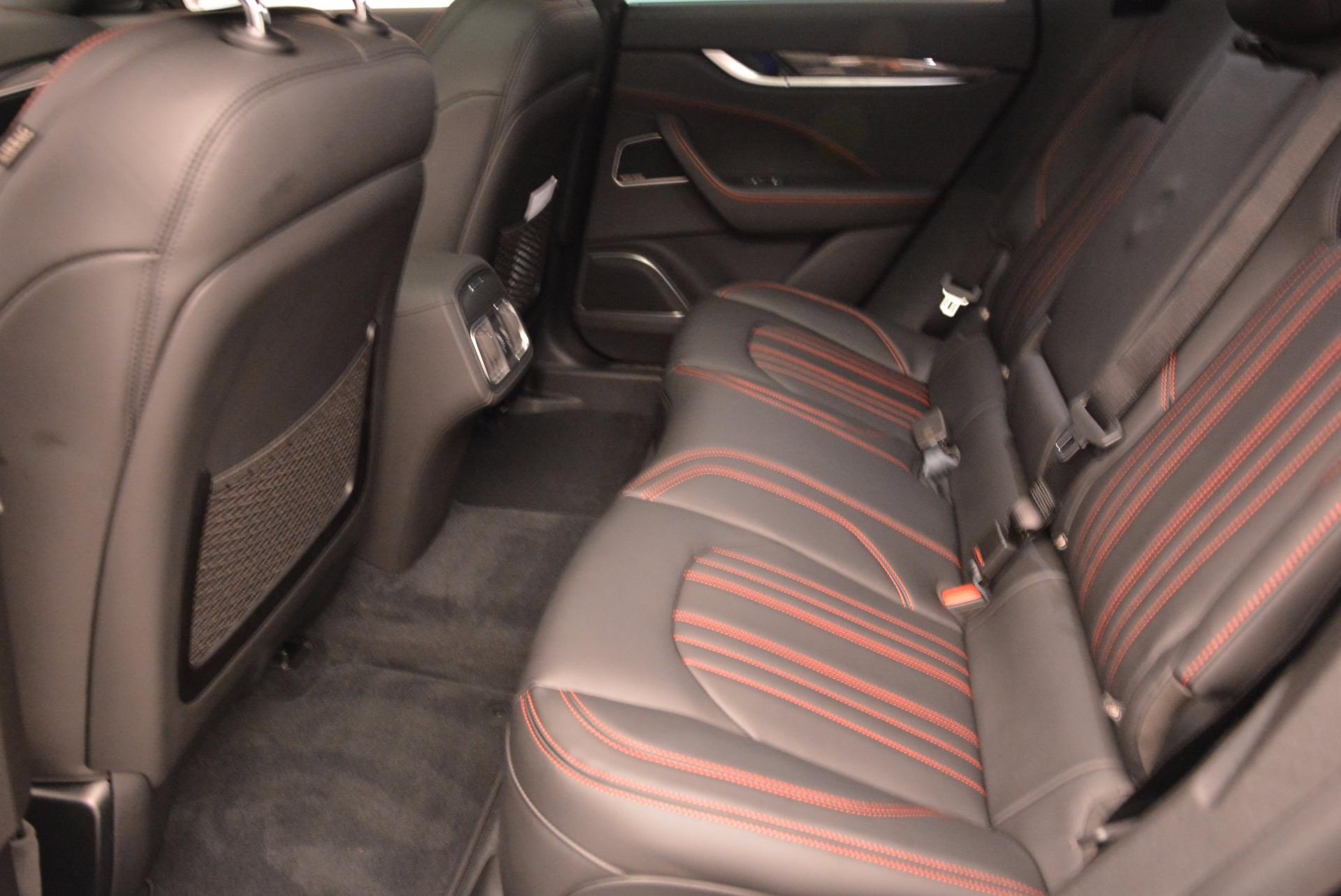 New 2017 Maserati Levante S For Sale In Greenwich, CT. Alfa Romeo of Greenwich, W356 747_p23