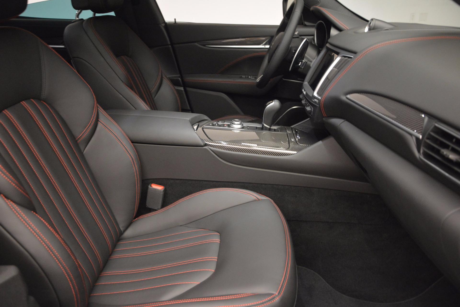 New 2017 Maserati Levante S For Sale In Greenwich, CT. Alfa Romeo of Greenwich, W356 747_p25