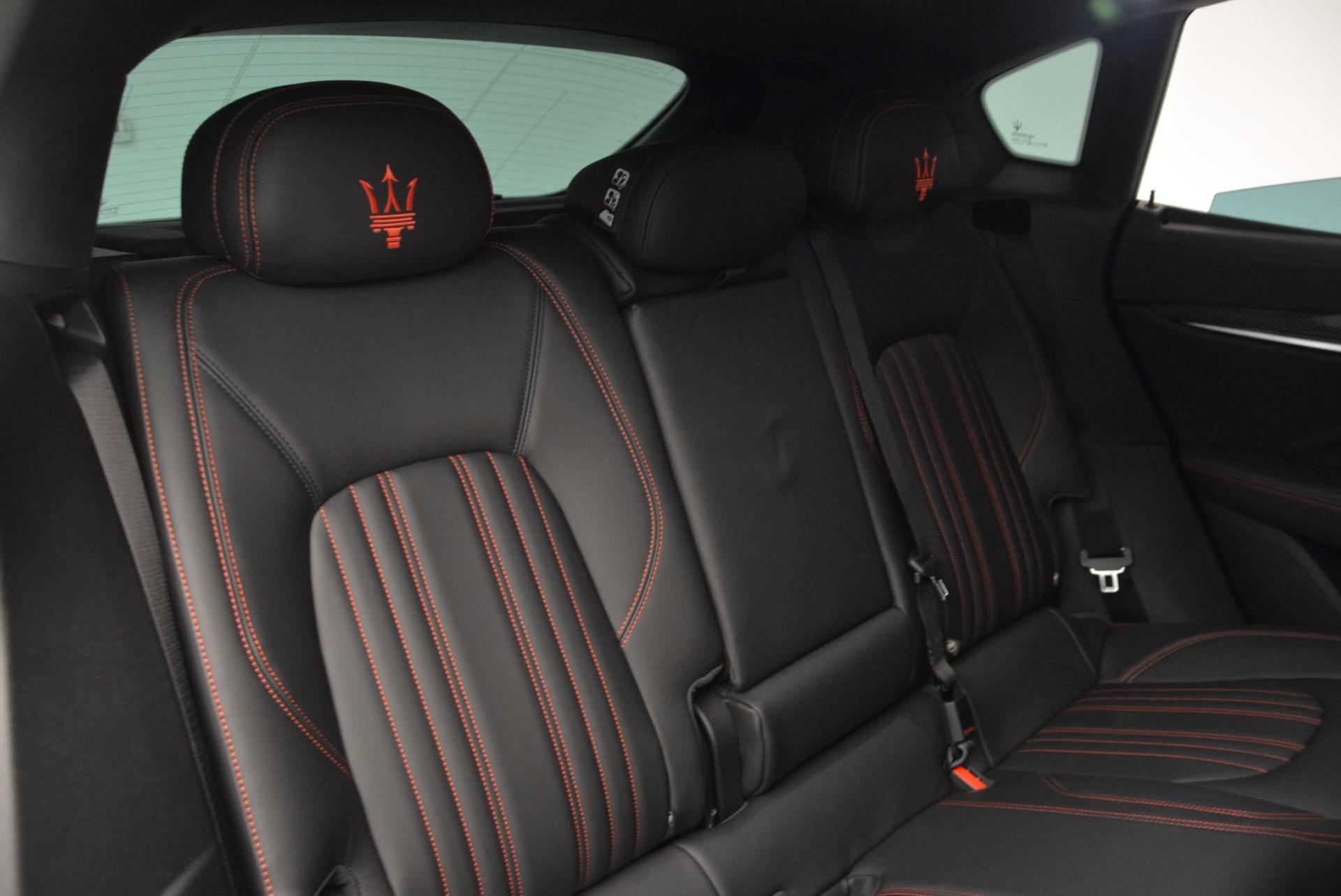 New 2017 Maserati Levante S For Sale In Greenwich, CT. Alfa Romeo of Greenwich, W356 747_p29