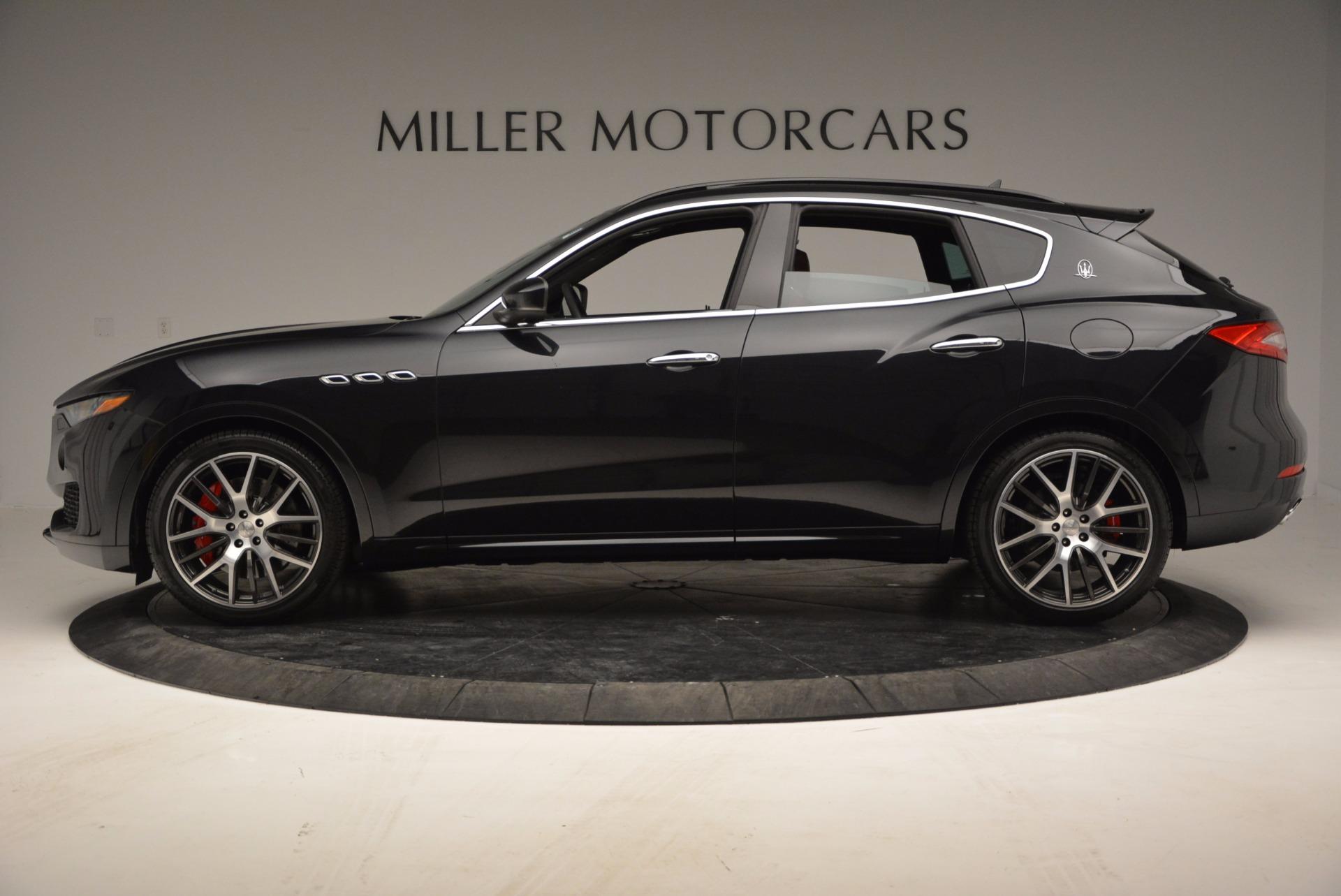 New 2017 Maserati Levante S For Sale In Greenwich, CT. Alfa Romeo of Greenwich, W356 747_p3