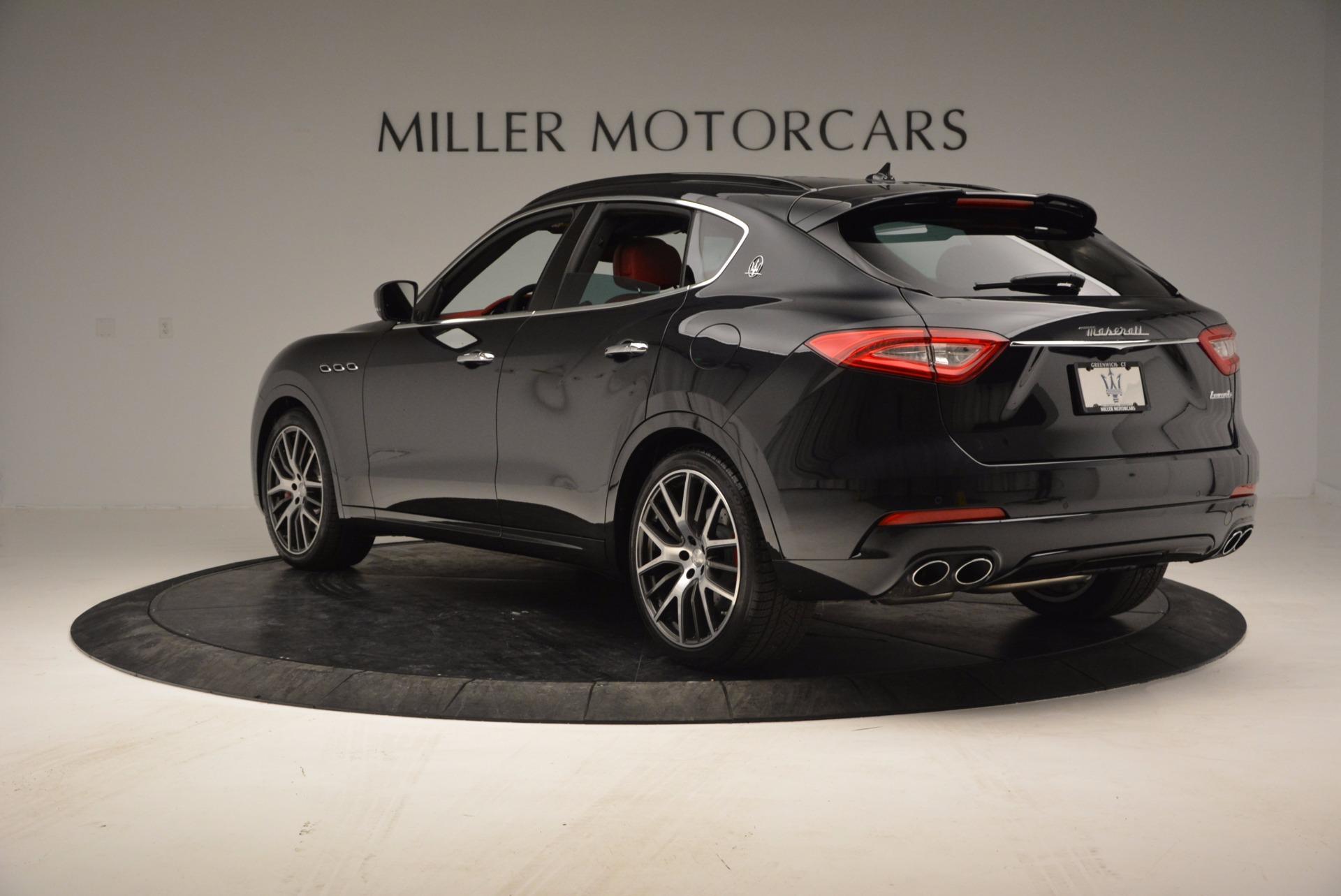 New 2017 Maserati Levante S For Sale In Greenwich, CT. Alfa Romeo of Greenwich, W356 747_p5