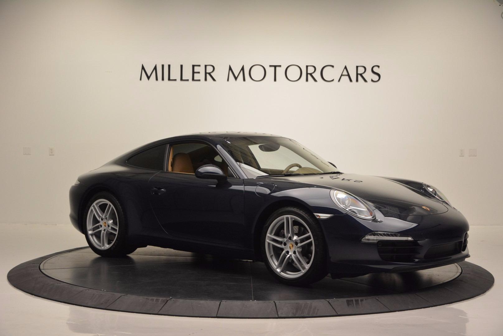 Used 2014 Porsche 911 Carrera For Sale In Greenwich, CT. Alfa Romeo of Greenwich, 7026A 748_p10