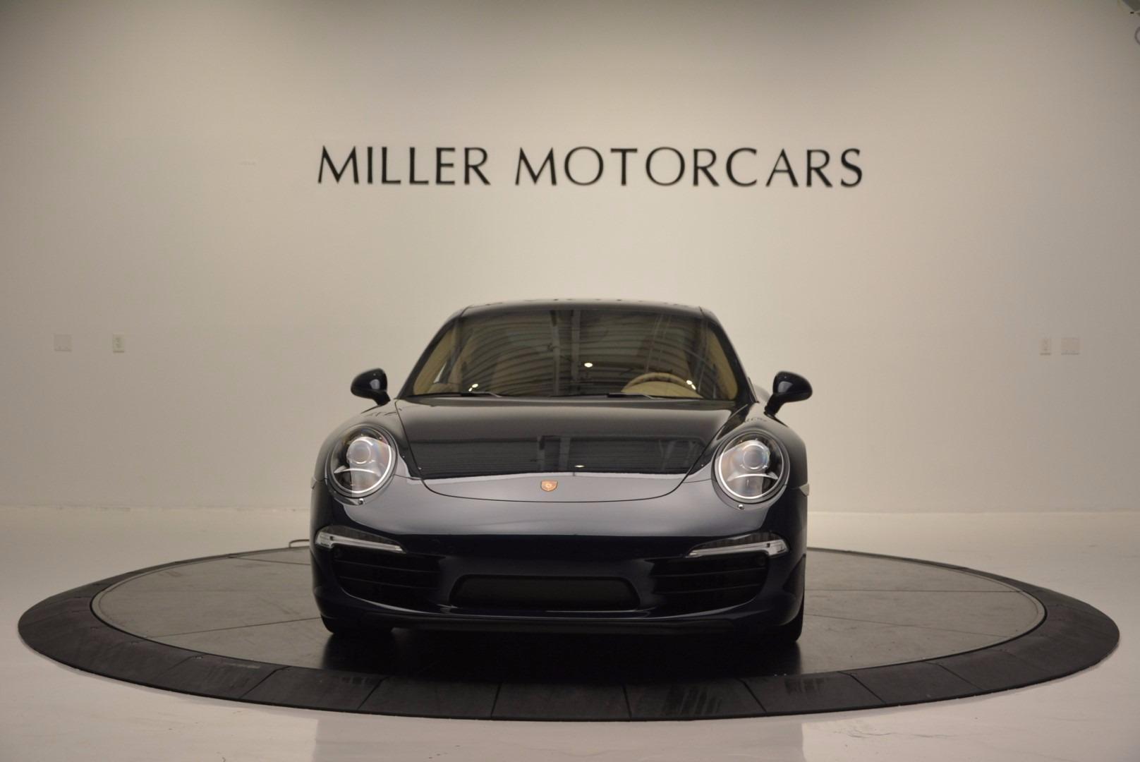 Used 2014 Porsche 911 Carrera For Sale In Greenwich, CT. Alfa Romeo of Greenwich, 7026A 748_p12