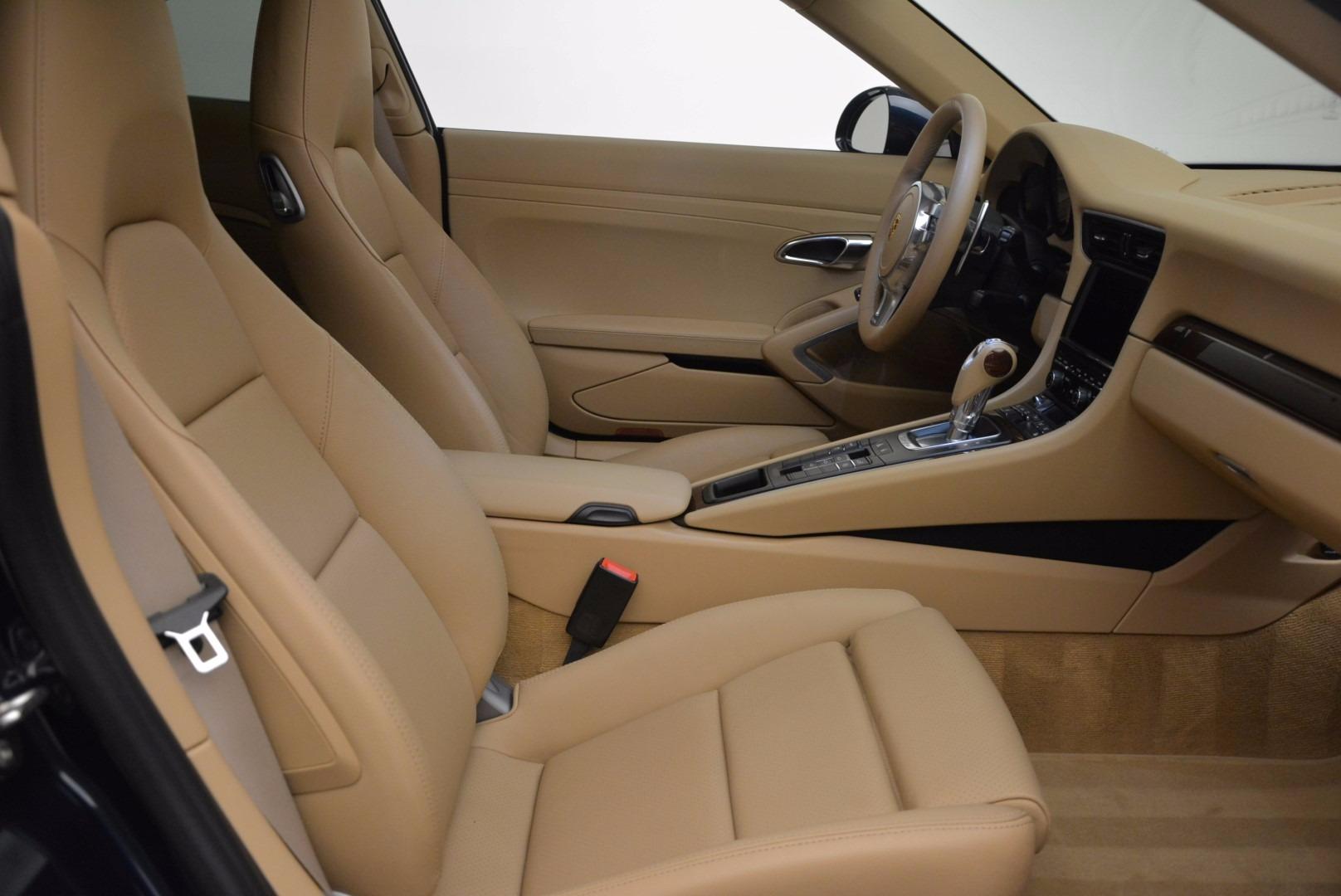 Used 2014 Porsche 911 Carrera For Sale In Greenwich, CT. Alfa Romeo of Greenwich, 7026A 748_p17