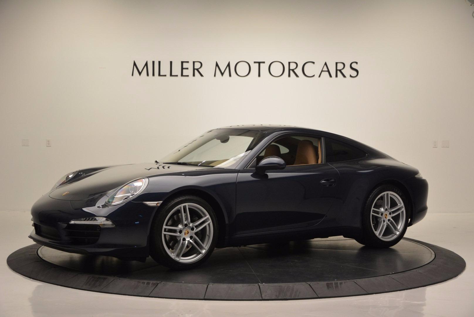 Used 2014 Porsche 911 Carrera For Sale In Greenwich, CT. Alfa Romeo of Greenwich, 7026A 748_p2