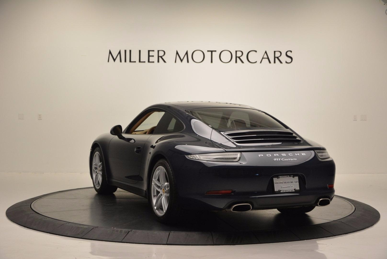 Used 2014 Porsche 911 Carrera For Sale In Greenwich, CT. Alfa Romeo of Greenwich, 7026A 748_p5