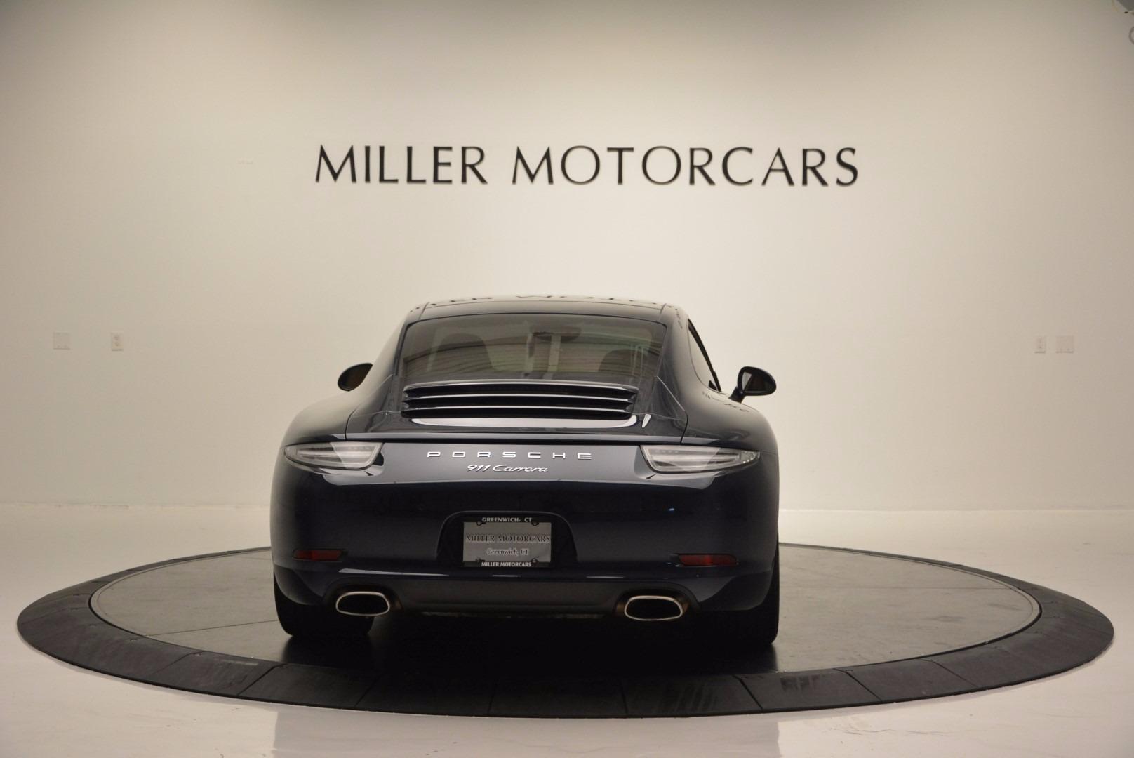 Used 2014 Porsche 911 Carrera For Sale In Greenwich, CT. Alfa Romeo of Greenwich, 7026A 748_p6