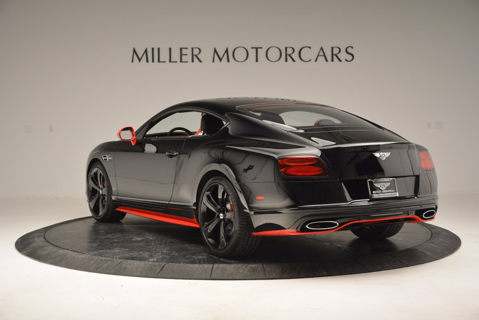 New 2017 Bentley Continental GT Speed For Sale In Greenwich, CT. Alfa Romeo of Greenwich, B1220 749_p5