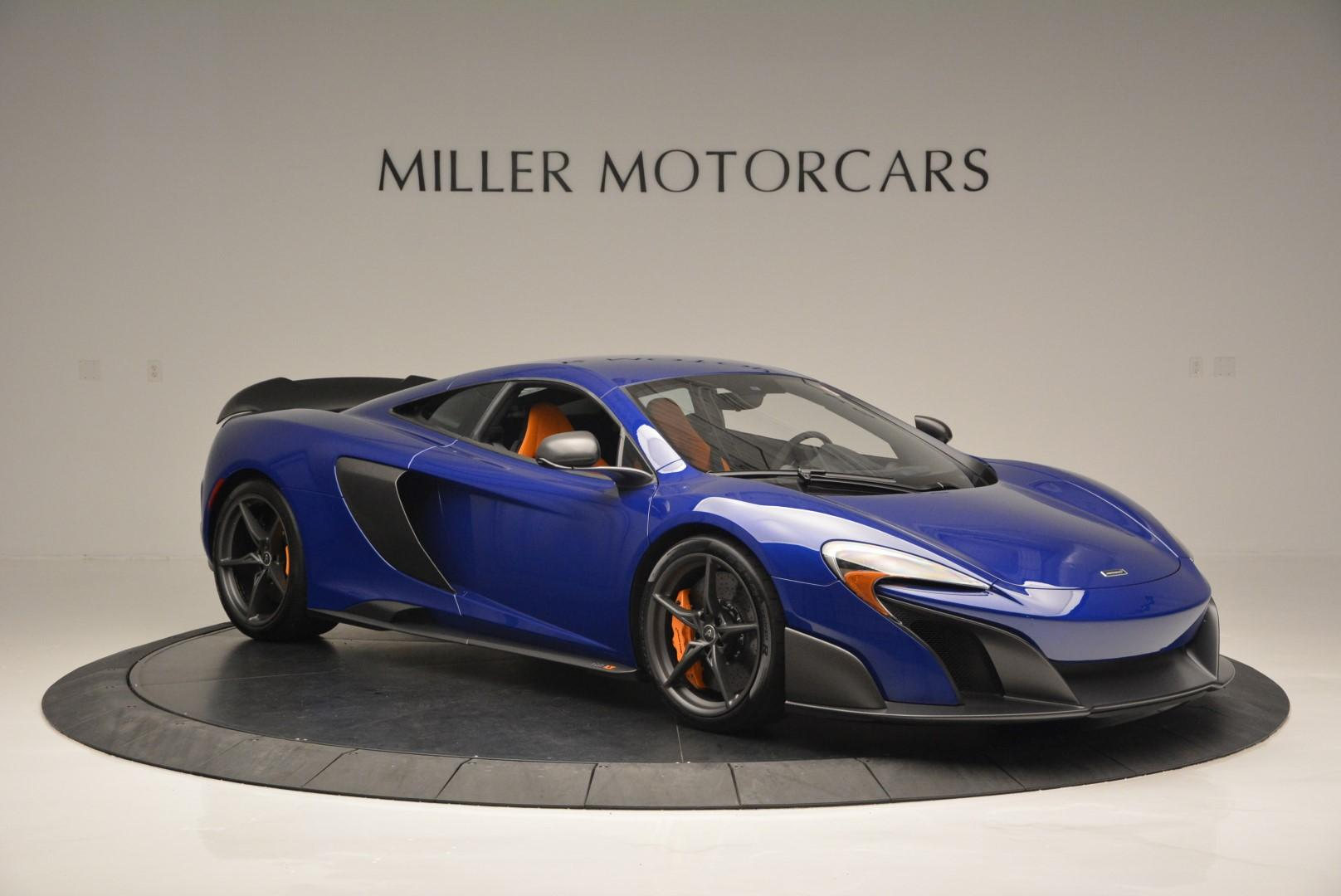 Used 2016 McLaren 675LT Coupe For Sale In Greenwich, CT. Alfa Romeo of Greenwich, 3047C 75_p10