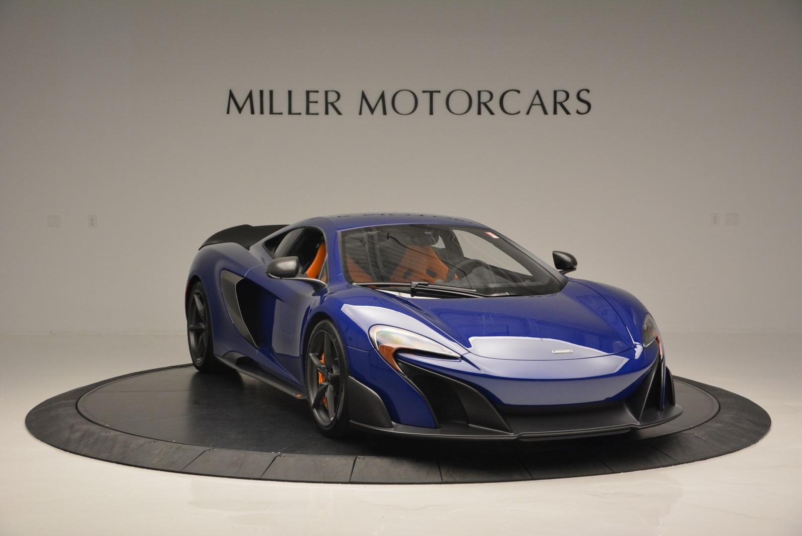 Used 2016 McLaren 675LT Coupe For Sale In Greenwich, CT. Alfa Romeo of Greenwich, 3047C 75_p11