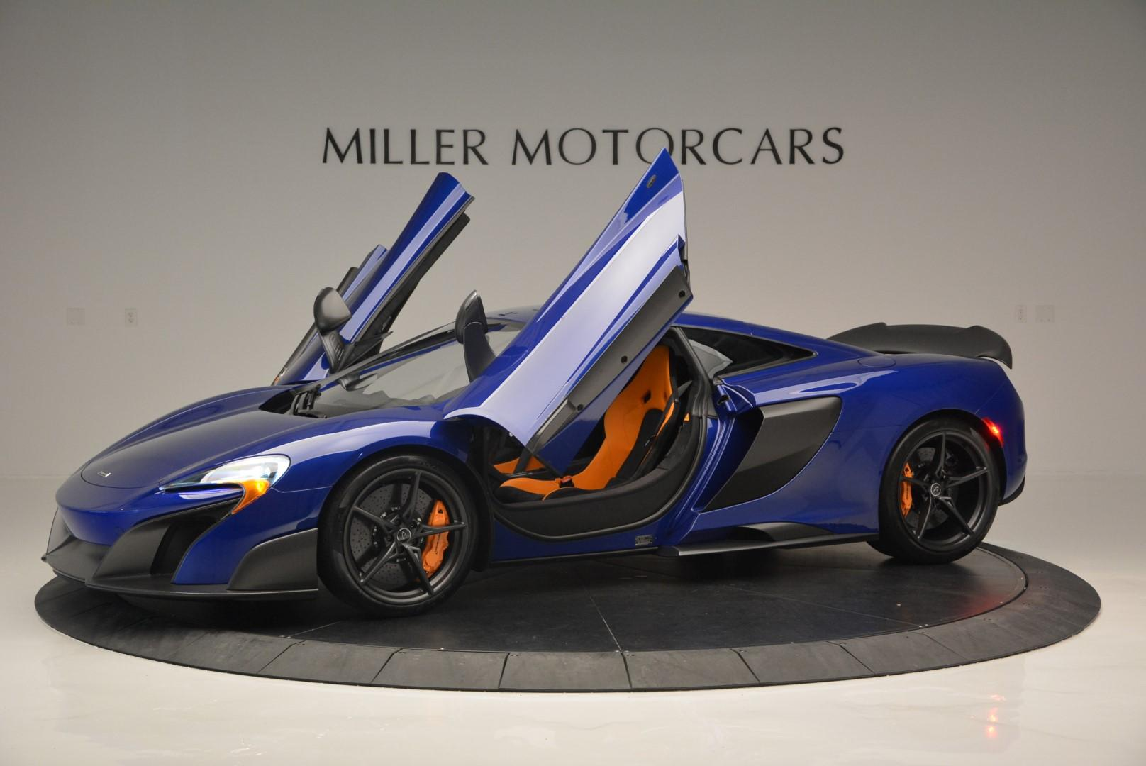 Used 2016 McLaren 675LT Coupe For Sale In Greenwich, CT. Alfa Romeo of Greenwich, 3047C 75_p13