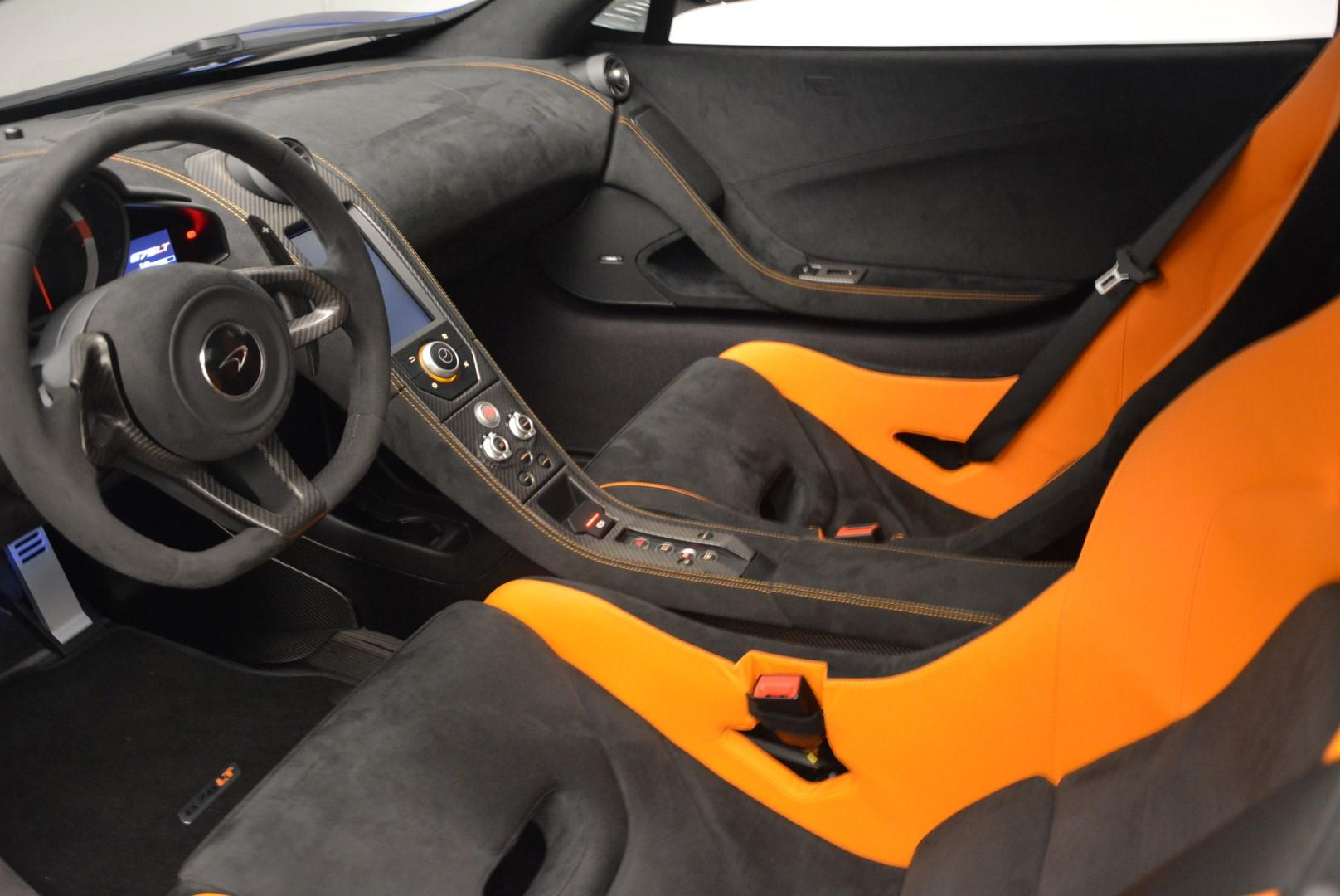 Used 2016 McLaren 675LT Coupe For Sale In Greenwich, CT. Alfa Romeo of Greenwich, 3047C 75_p14