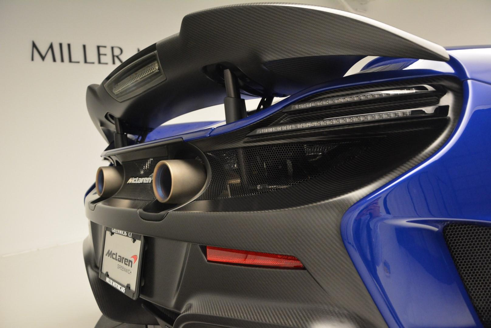 Used 2016 McLaren 675LT Coupe For Sale In Greenwich, CT. Alfa Romeo of Greenwich, 3047C 75_p25