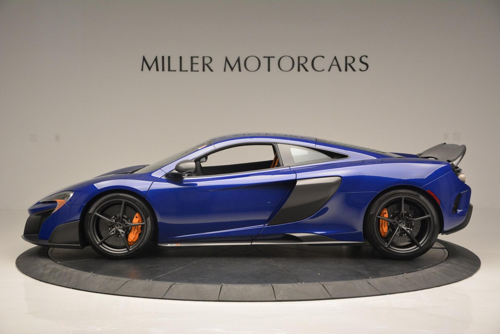Used 2016 McLaren 675LT Coupe For Sale In Greenwich, CT. Alfa Romeo of Greenwich, 3047C 75_p3