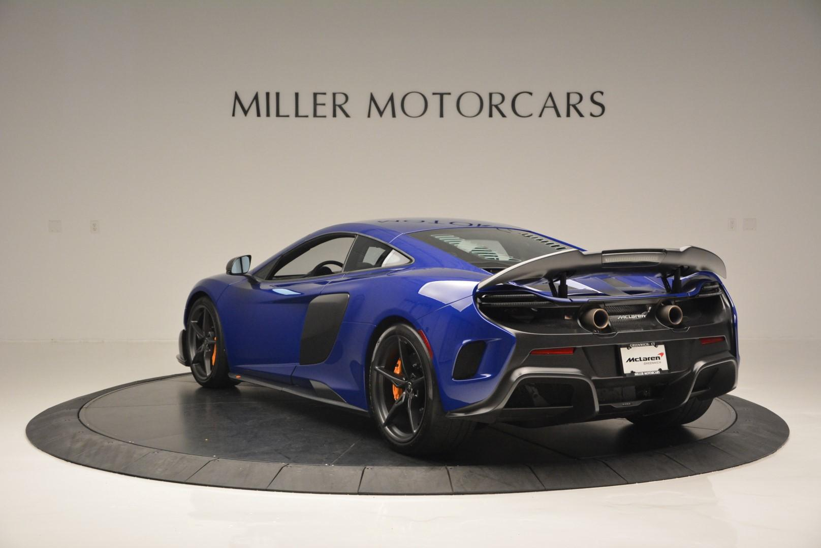 Used 2016 McLaren 675LT Coupe For Sale In Greenwich, CT. Alfa Romeo of Greenwich, 3047C 75_p5