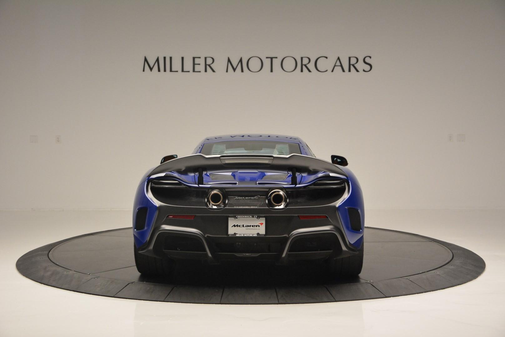 Used 2016 McLaren 675LT Coupe For Sale In Greenwich, CT. Alfa Romeo of Greenwich, 3047C 75_p6
