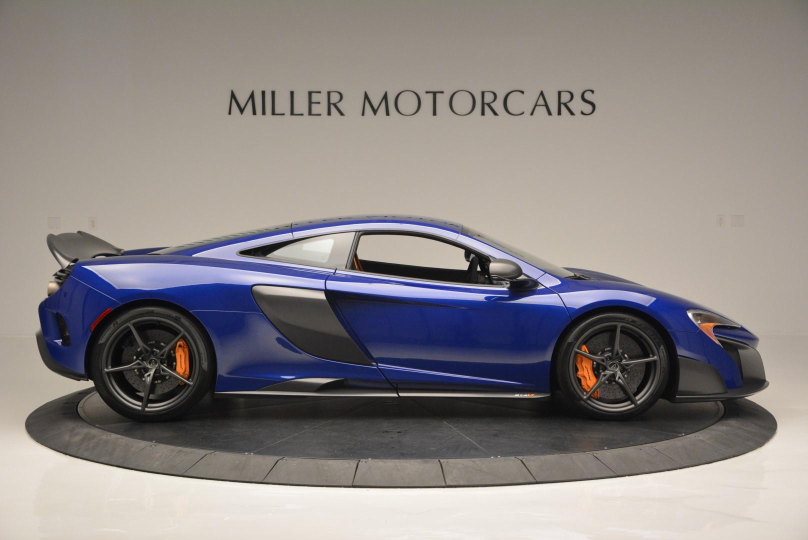 Used 2016 McLaren 675LT Coupe For Sale In Greenwich, CT. Alfa Romeo of Greenwich, 3047C 75_p9