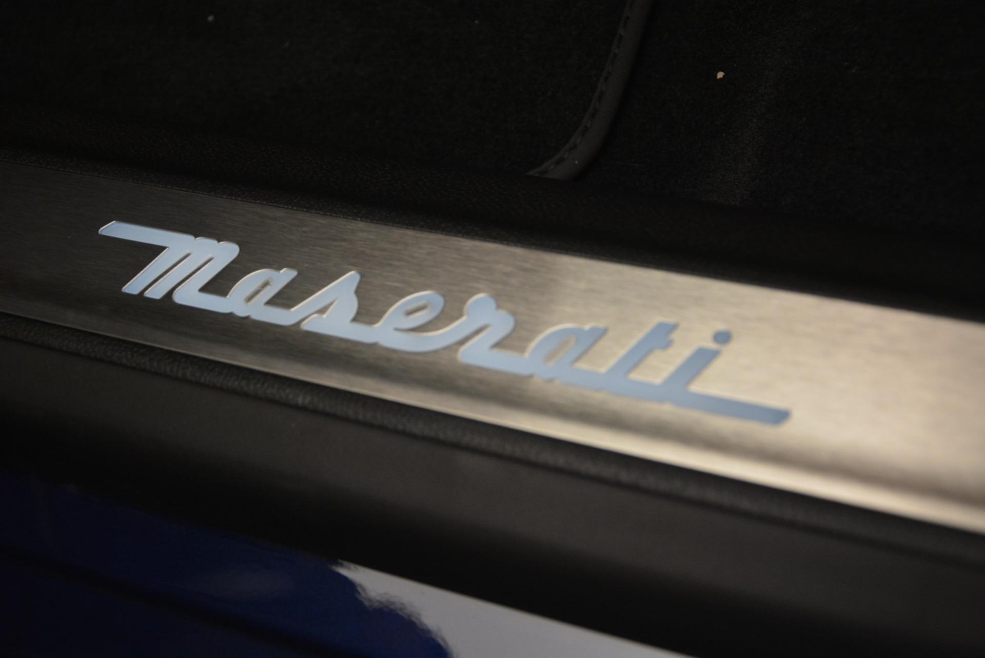 New 2017 Maserati Levante S For Sale In Greenwich, CT. Alfa Romeo of Greenwich, M1741 750_p11