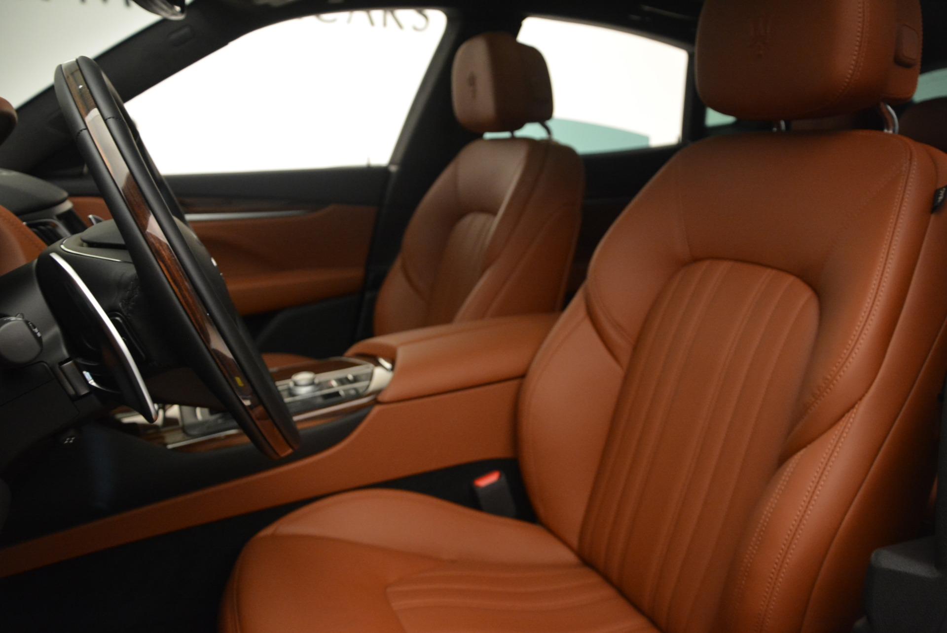 New 2017 Maserati Levante S For Sale In Greenwich, CT. Alfa Romeo of Greenwich, M1741 750_p14