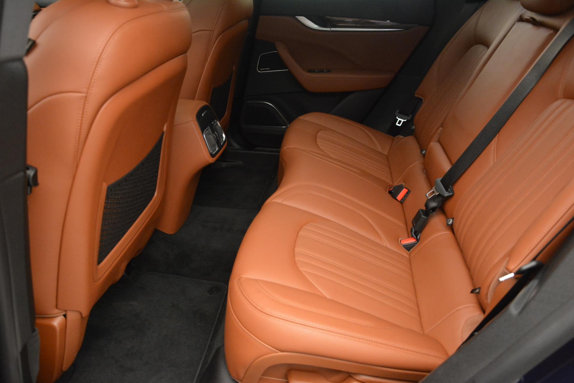 New 2017 Maserati Levante S For Sale In Greenwich, CT. Alfa Romeo of Greenwich, M1741 750_p17