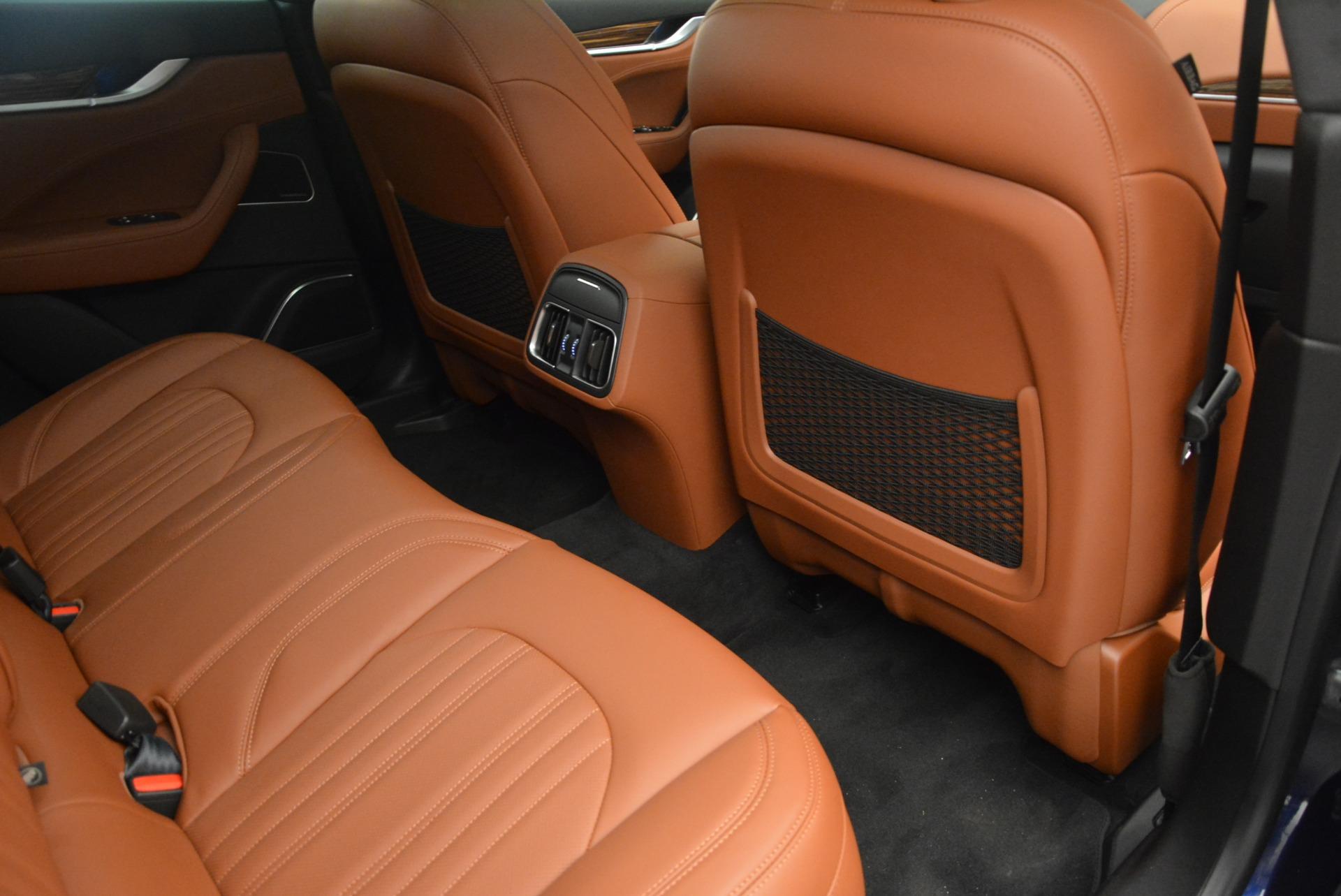New 2017 Maserati Levante S For Sale In Greenwich, CT. Alfa Romeo of Greenwich, M1741 750_p22