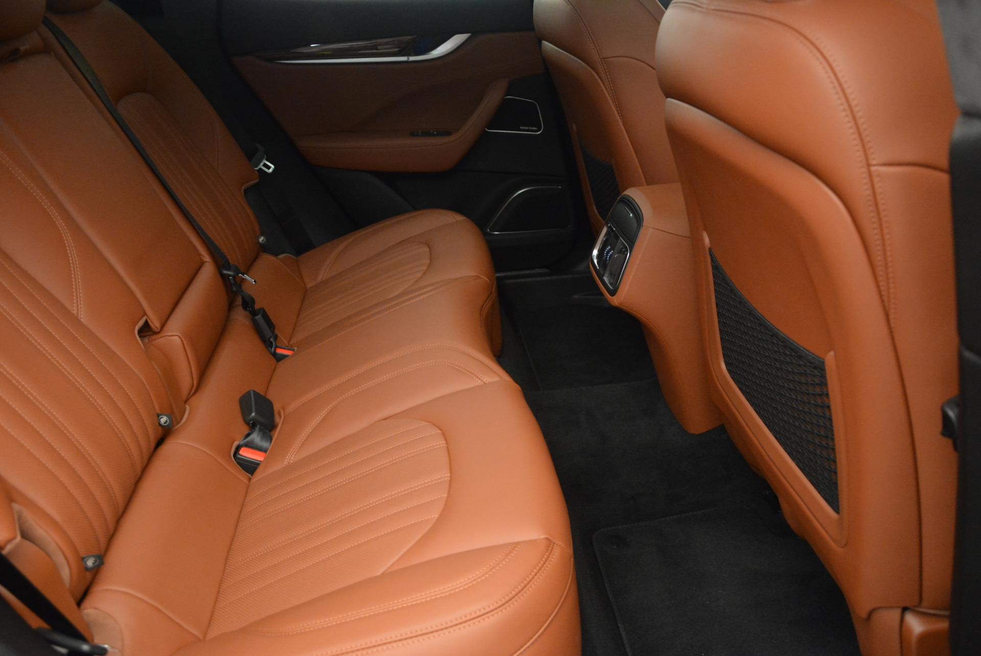 New 2017 Maserati Levante S For Sale In Greenwich, CT. Alfa Romeo of Greenwich, M1741 750_p23