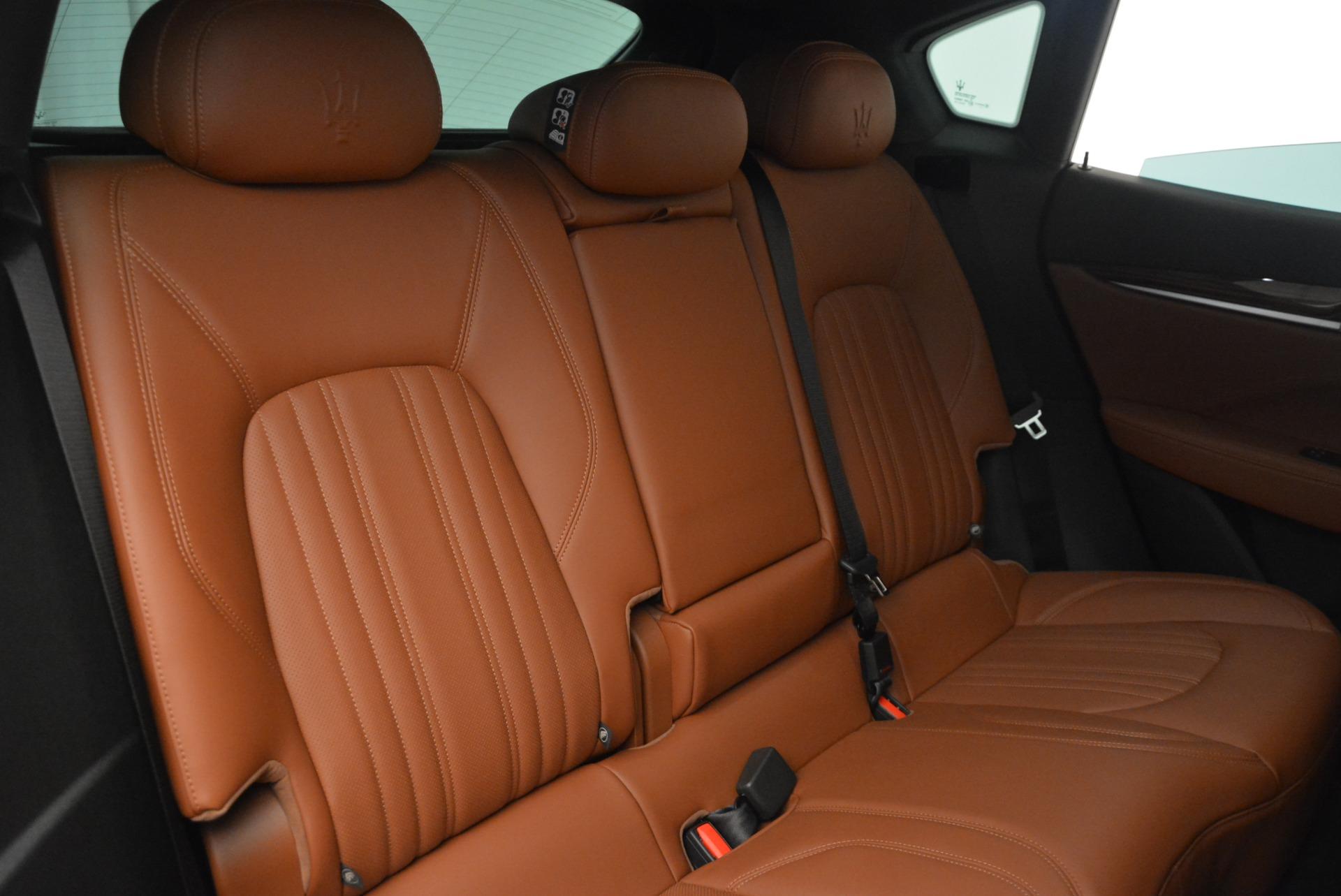 New 2017 Maserati Levante S For Sale In Greenwich, CT. Alfa Romeo of Greenwich, M1741 750_p24