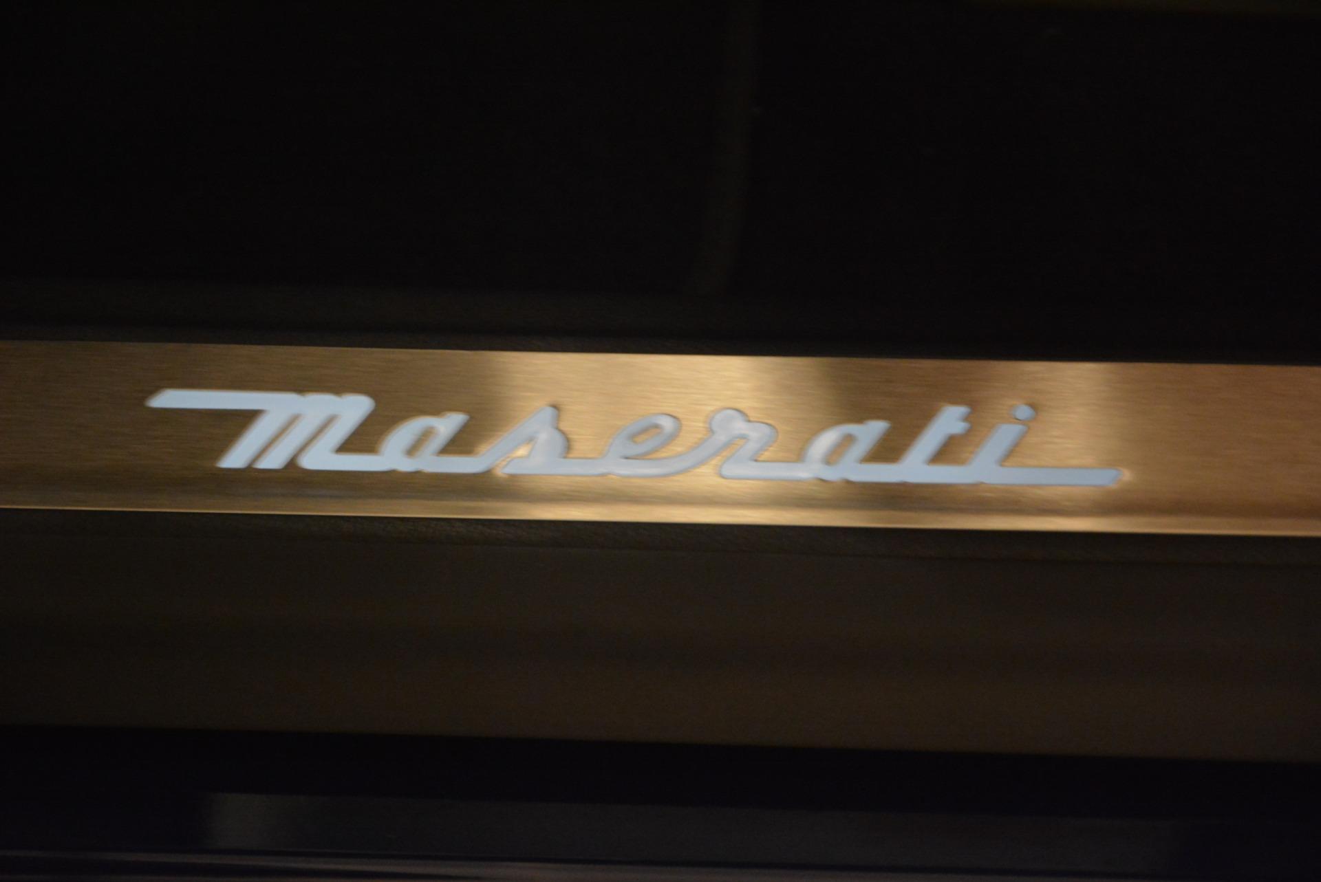 New 2017 Maserati Levante S For Sale In Greenwich, CT. Alfa Romeo of Greenwich, M1741 750_p30
