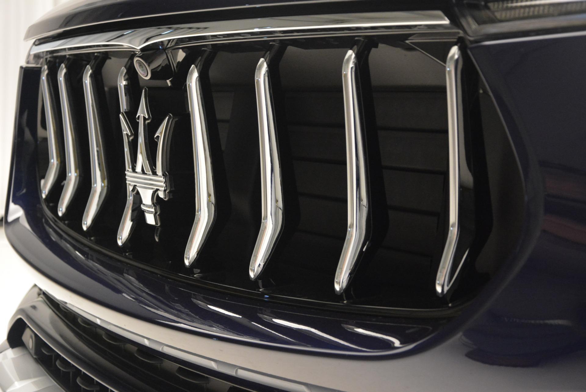 New 2017 Maserati Levante S For Sale In Greenwich, CT. Alfa Romeo of Greenwich, M1741 750_p36
