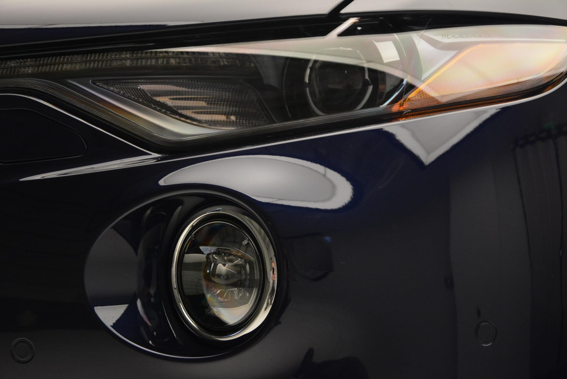 New 2017 Maserati Levante S For Sale In Greenwich, CT. Alfa Romeo of Greenwich, M1741 750_p37