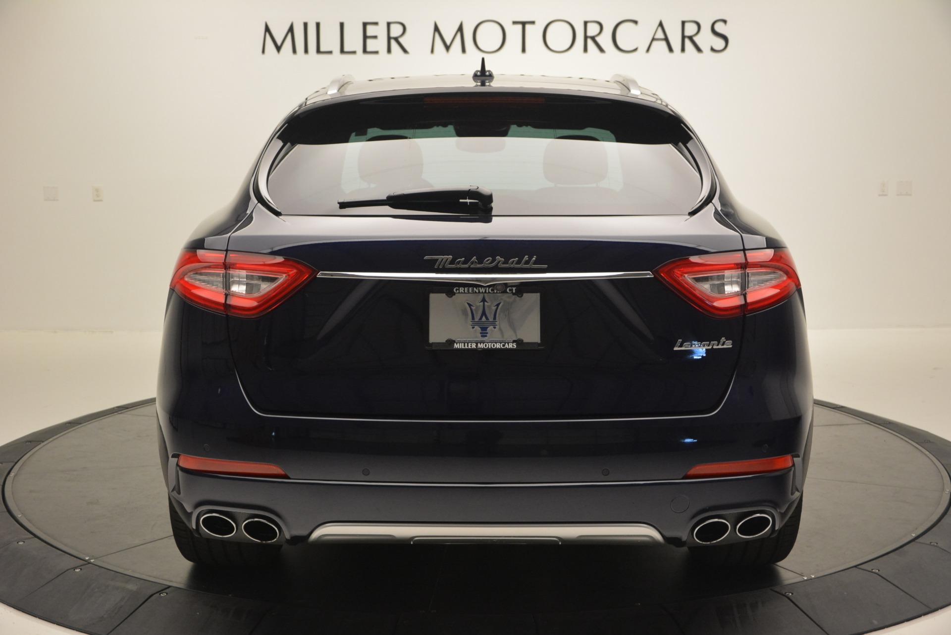 New 2017 Maserati Levante S For Sale In Greenwich, CT. Alfa Romeo of Greenwich, M1741 750_p40