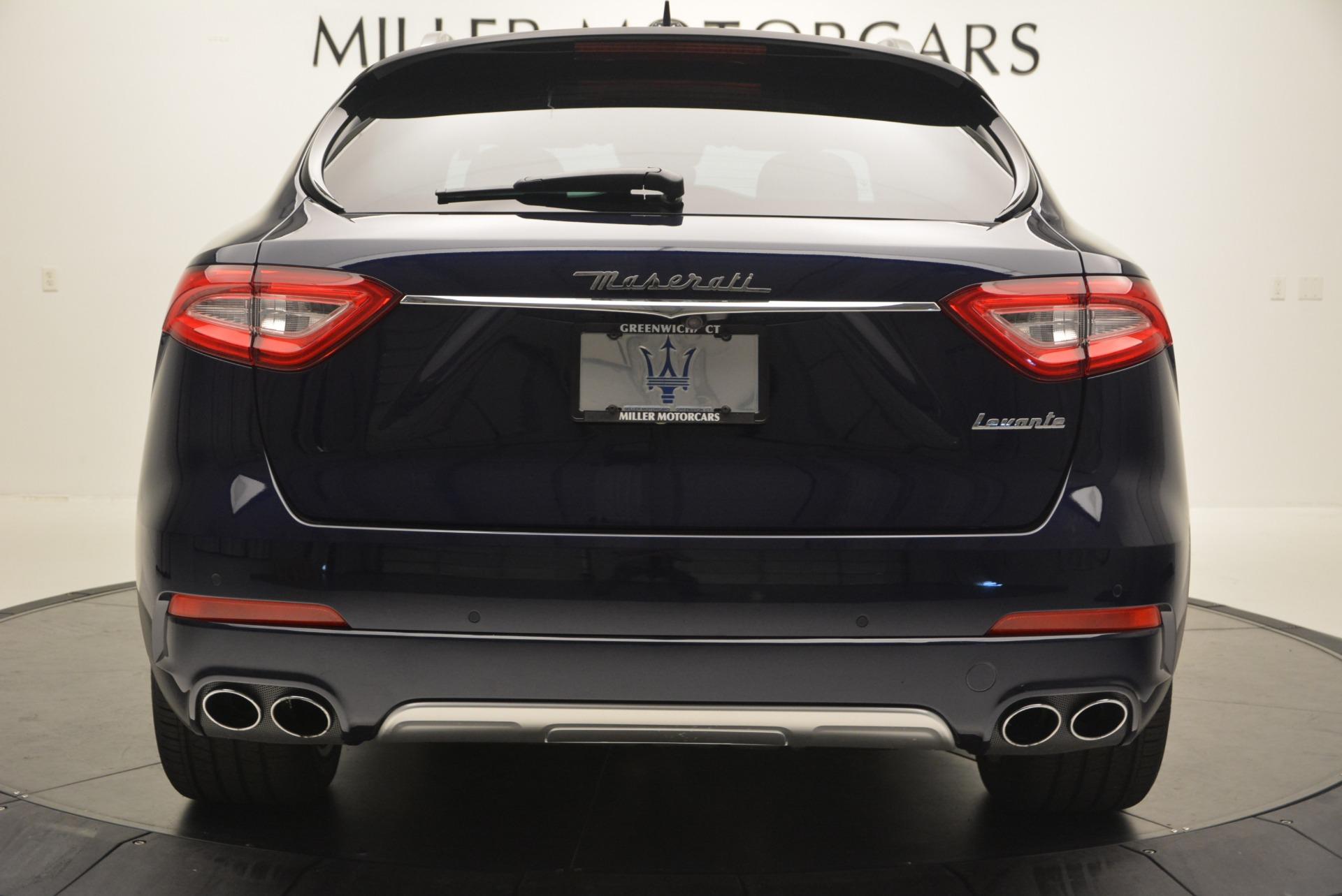 New 2017 Maserati Levante S For Sale In Greenwich, CT. Alfa Romeo of Greenwich, M1741 750_p41