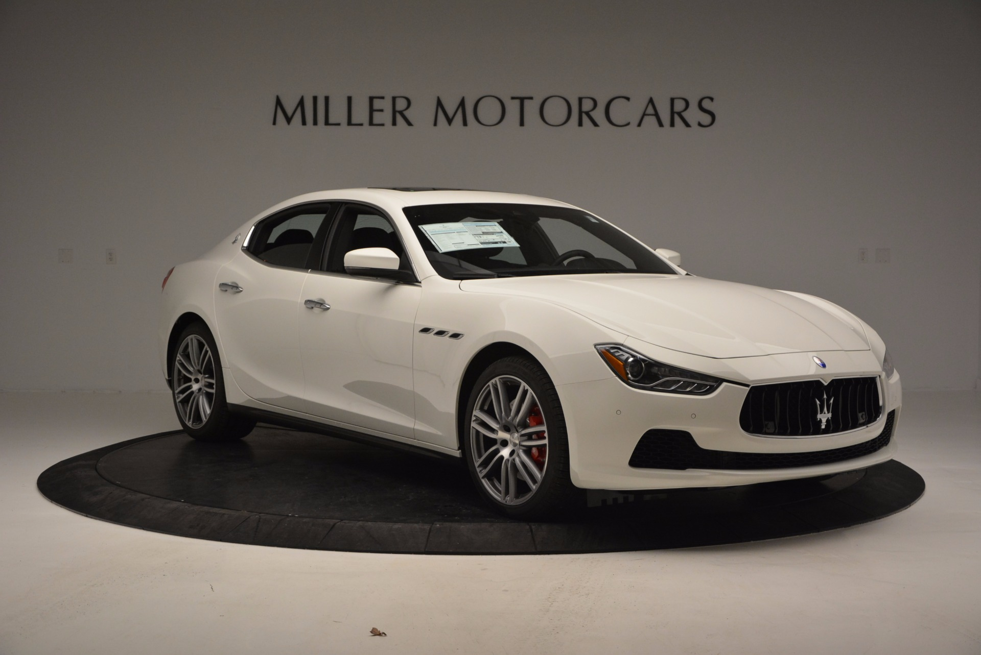 New 2017 Maserati Ghibli  For Sale In Greenwich, CT. Alfa Romeo of Greenwich, M1739 751_p11