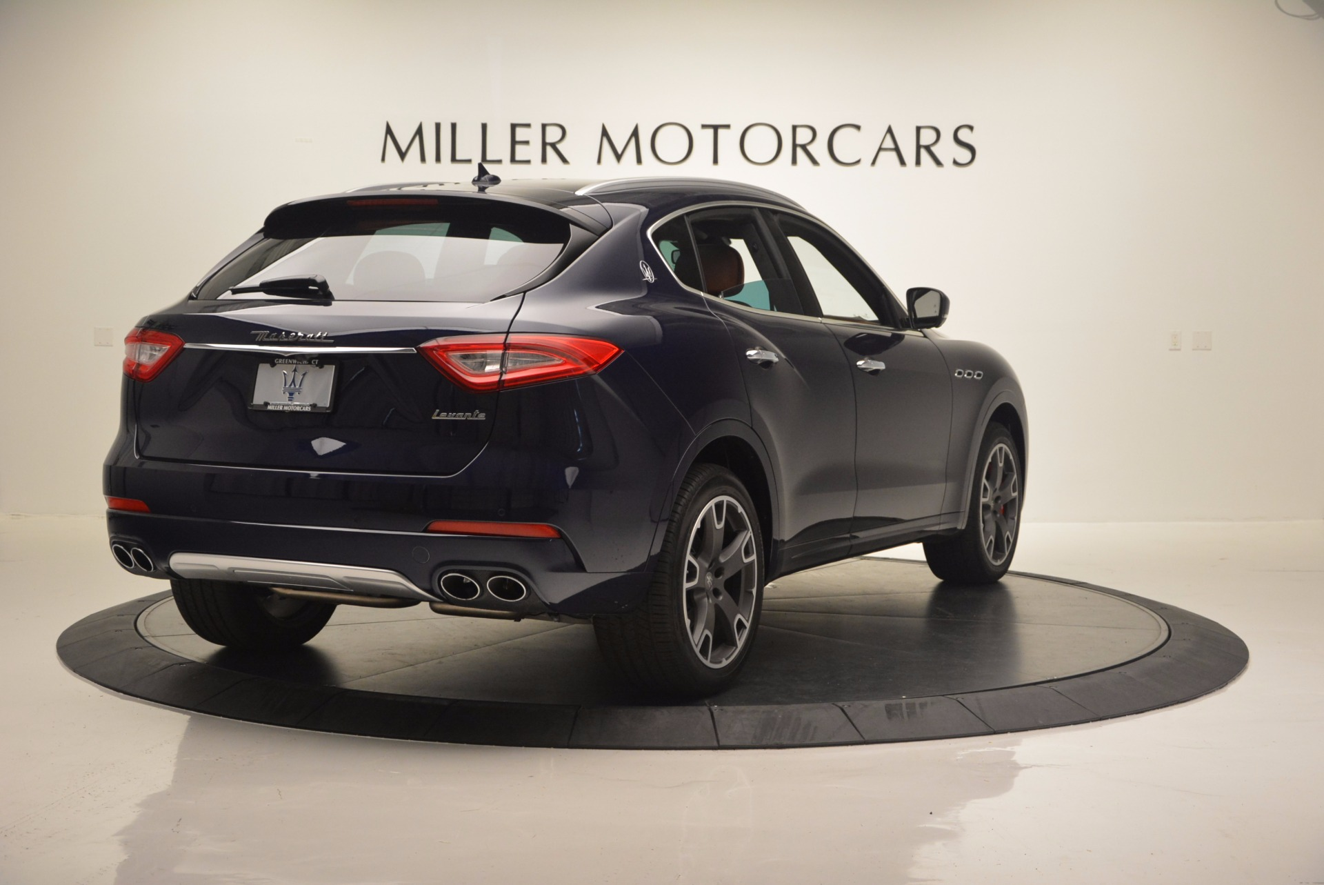 Used 2017 Maserati Levante S For Sale In Greenwich, CT. Alfa Romeo of Greenwich, 7331 752_p8