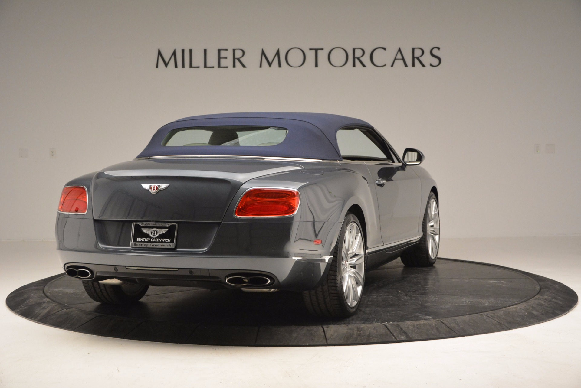 Used 2014 Bentley Continental GT V8 For Sale In Greenwich, CT. Alfa Romeo of Greenwich, 7124 753_p19