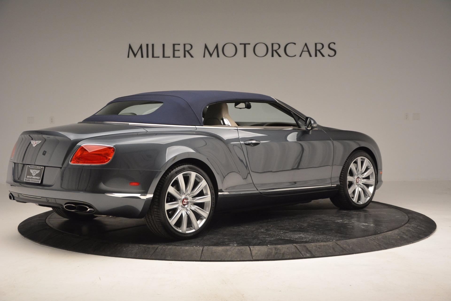 Used 2014 Bentley Continental GT V8 For Sale In Greenwich, CT. Alfa Romeo of Greenwich, 7124 753_p20