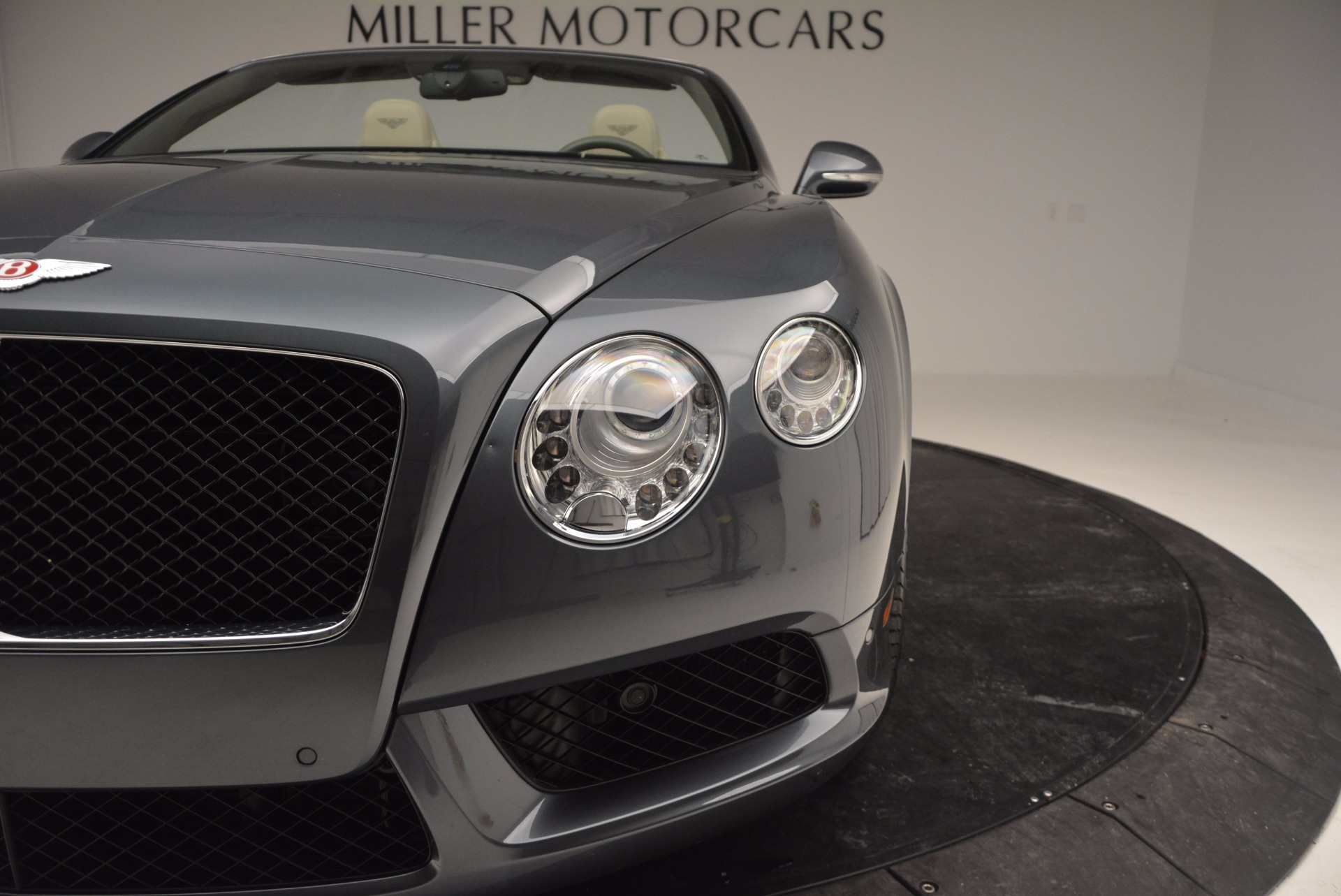 Used 2014 Bentley Continental GT V8 For Sale In Greenwich, CT. Alfa Romeo of Greenwich, 7124 753_p27