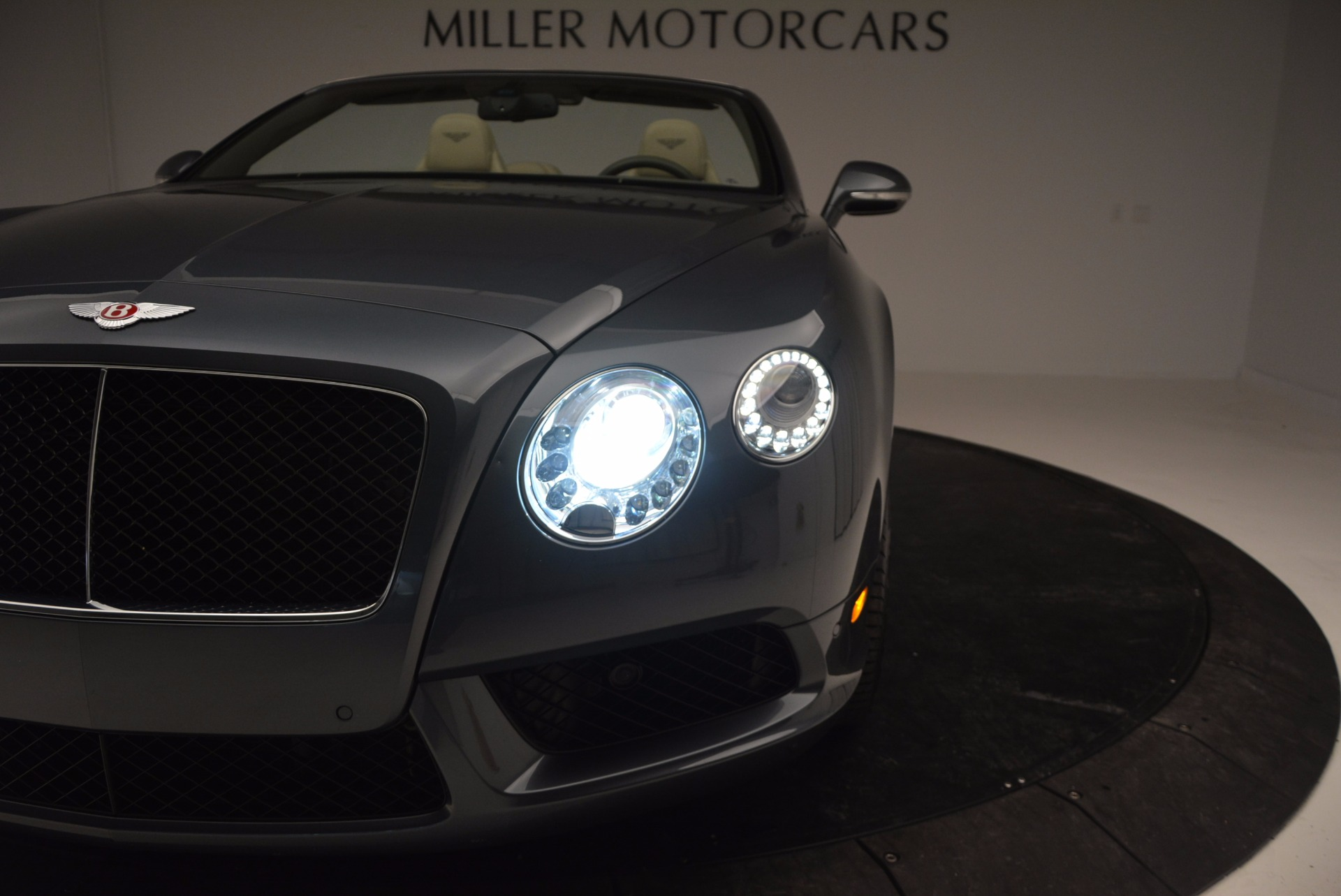 Used 2014 Bentley Continental GT V8 For Sale In Greenwich, CT. Alfa Romeo of Greenwich, 7124 753_p28