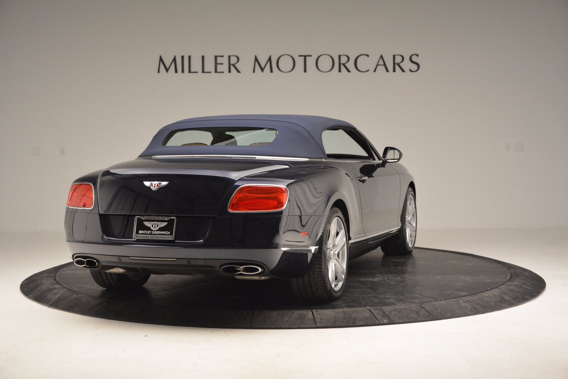 Used 2014 Bentley Continental GT V8 For Sale In Greenwich, CT. Alfa Romeo of Greenwich, 7123 754_p19