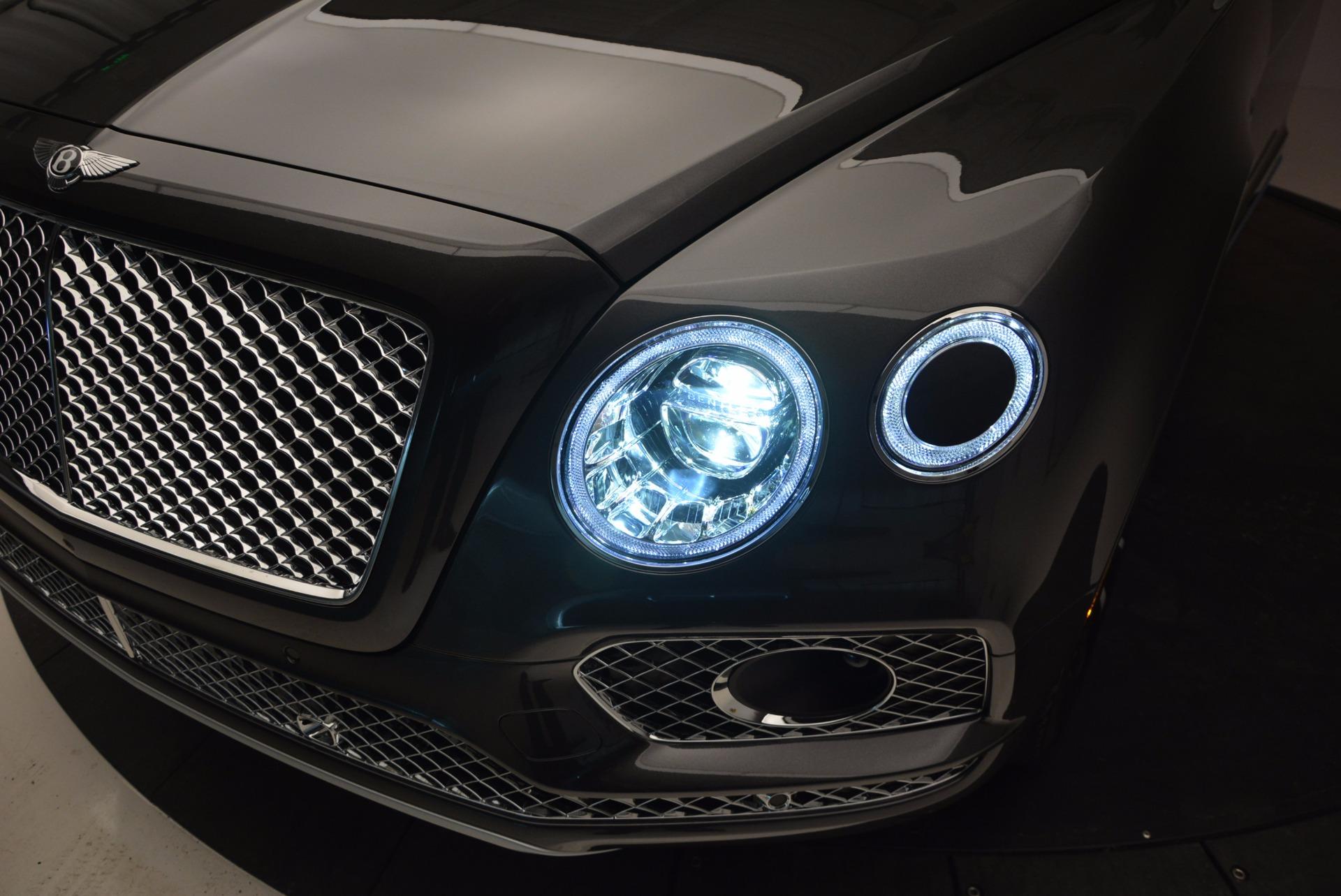 New 2017 Bentley Bentayga  For Sale In Greenwich, CT. Alfa Romeo of Greenwich, B1208 755_p17