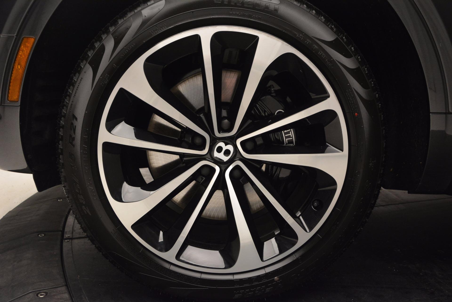 New 2017 Bentley Bentayga  For Sale In Greenwich, CT. Alfa Romeo of Greenwich, B1208 755_p21