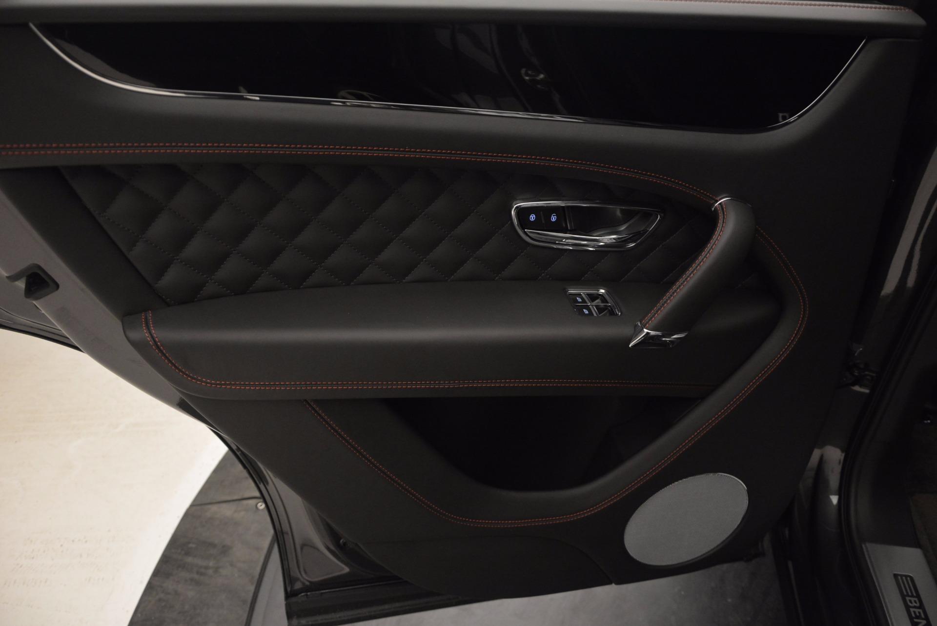 New 2017 Bentley Bentayga  For Sale In Greenwich, CT. Alfa Romeo of Greenwich, B1208 755_p32