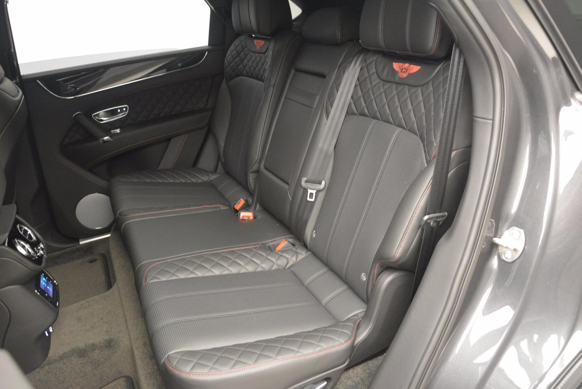 New 2017 Bentley Bentayga  For Sale In Greenwich, CT. Alfa Romeo of Greenwich, B1208 755_p33