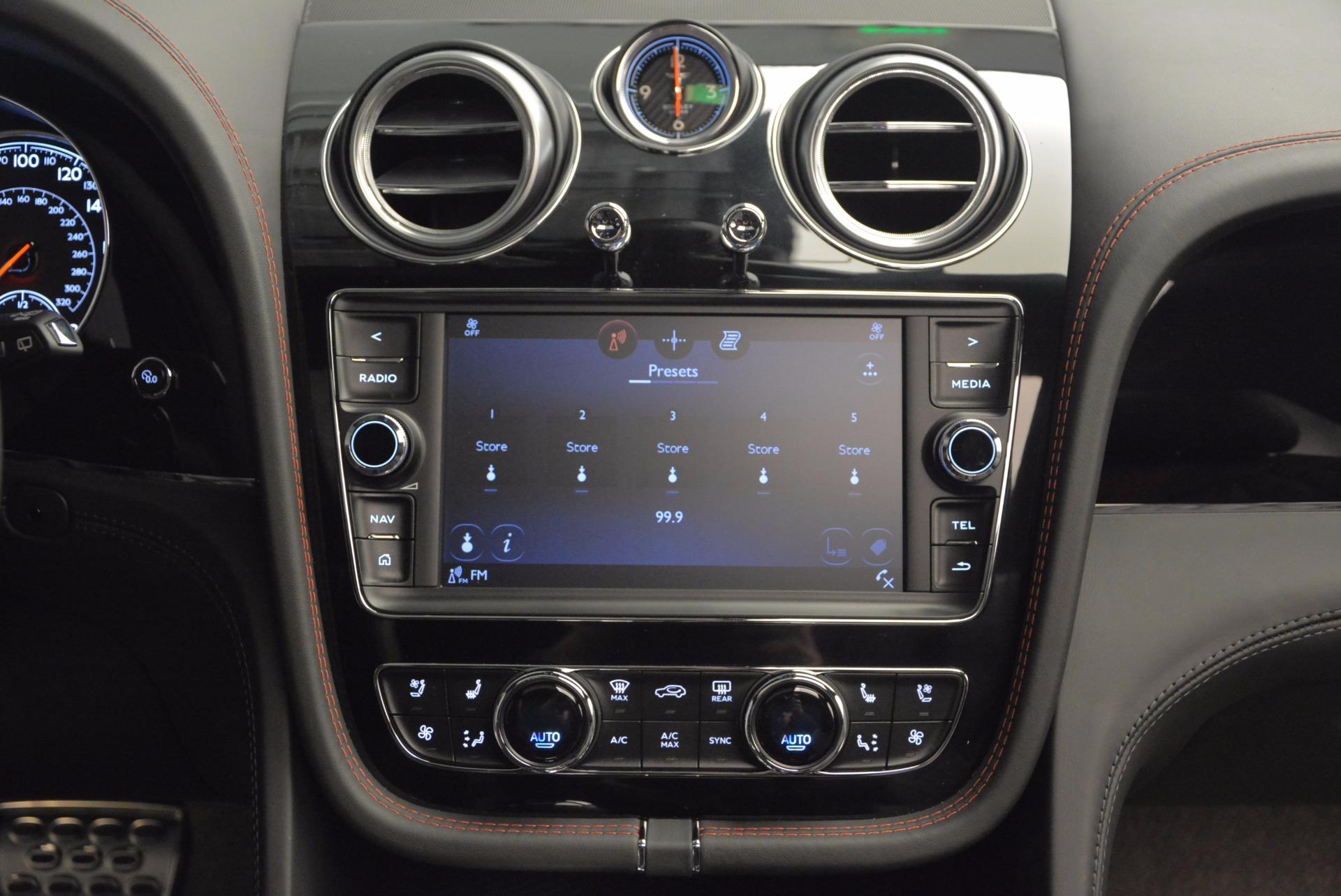 New 2017 Bentley Bentayga  For Sale In Greenwich, CT. Alfa Romeo of Greenwich, B1208 755_p39