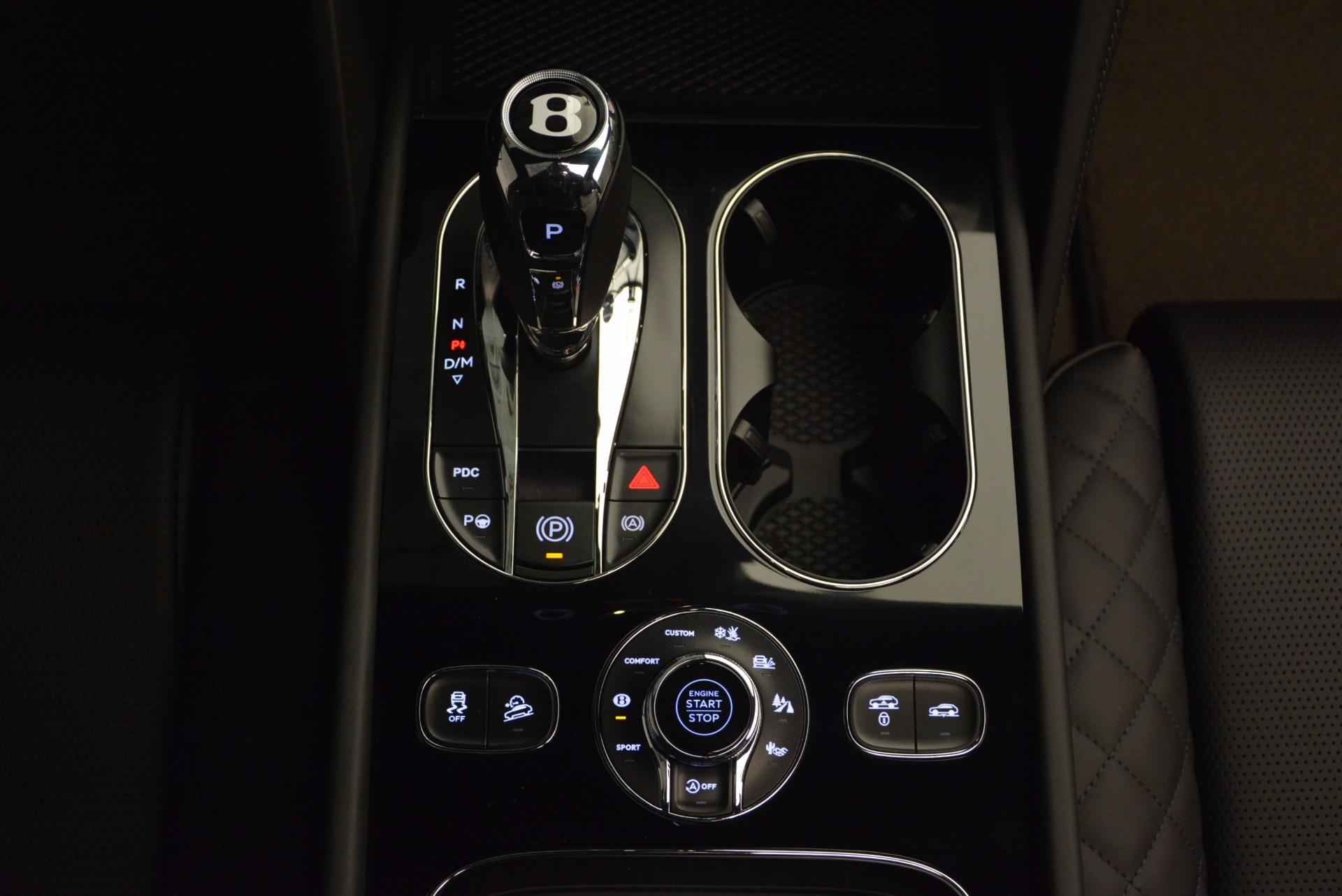 New 2017 Bentley Bentayga  For Sale In Greenwich, CT. Alfa Romeo of Greenwich, B1208 755_p40