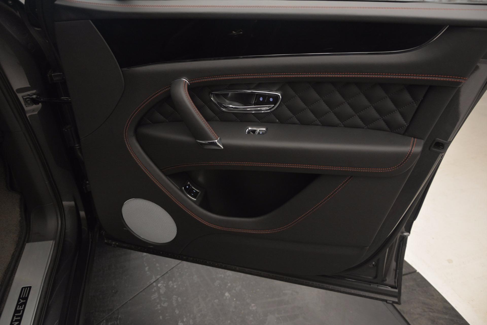 New 2017 Bentley Bentayga  For Sale In Greenwich, CT. Alfa Romeo of Greenwich, B1208 755_p45